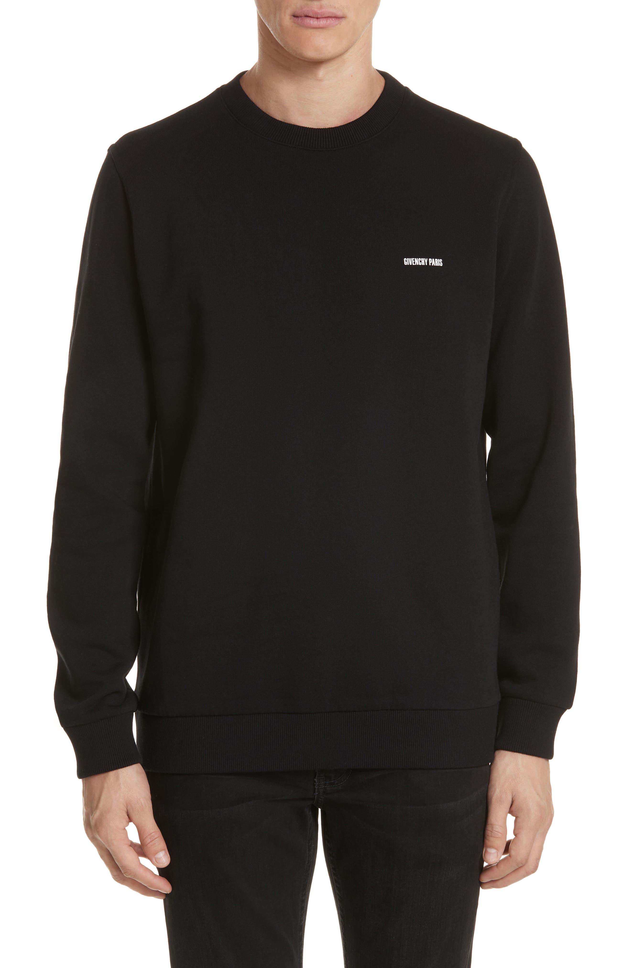 Original Crewneck Sweatshirt,                         Main,                         color, 001