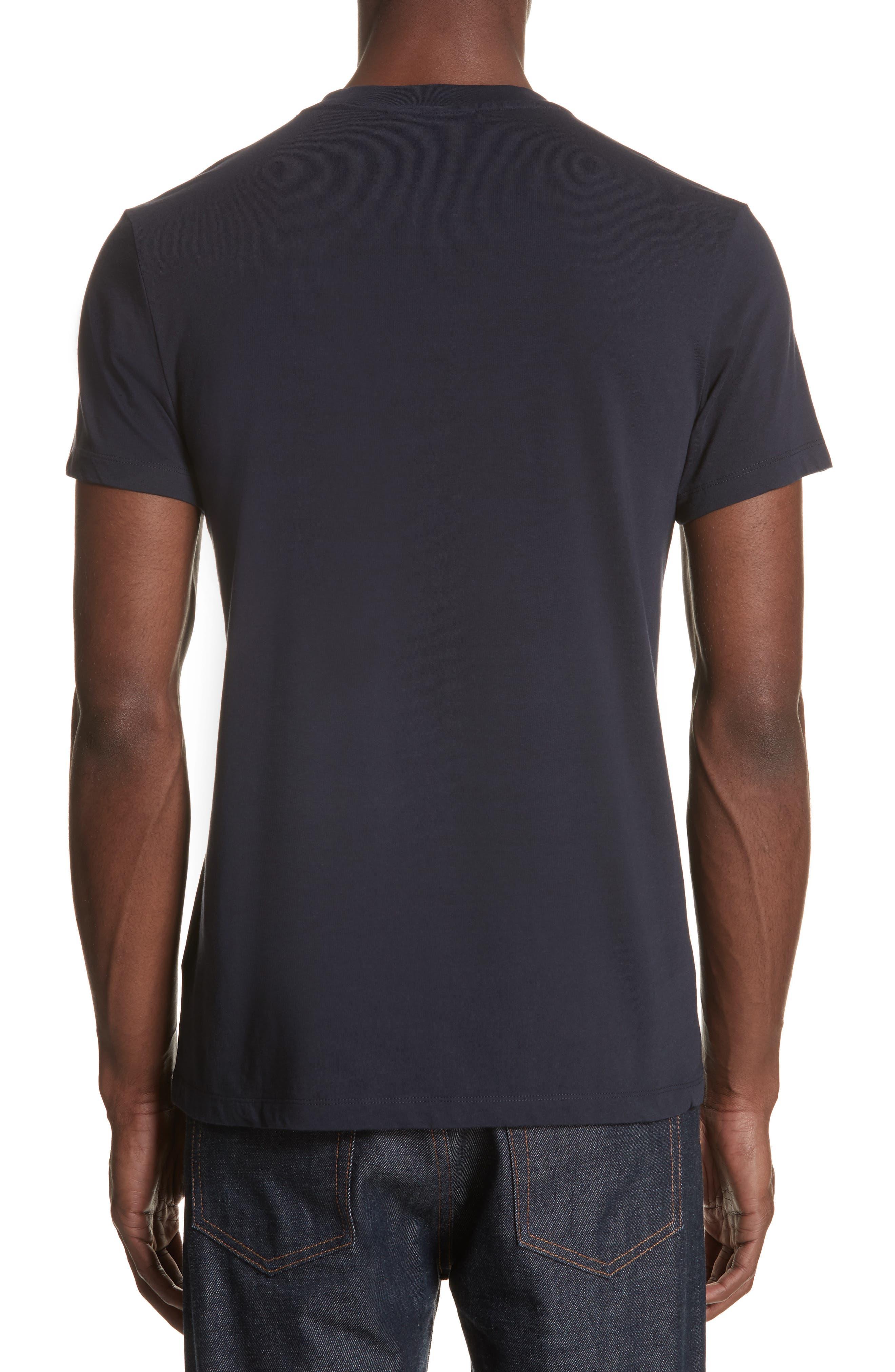 Pairi City Logo T-Shirt,                             Alternate thumbnail 2, color,                             NAVY