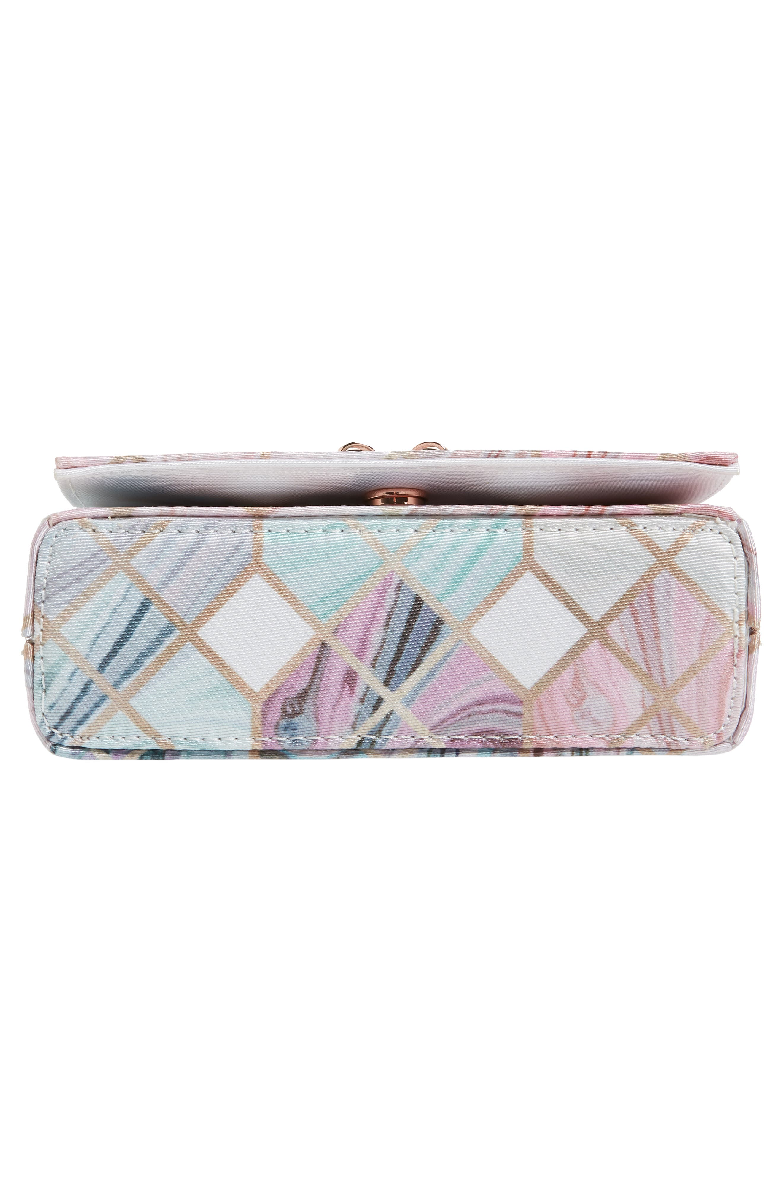 Nikiita Sea of Clouds Evening Bag,                             Alternate thumbnail 6, color,