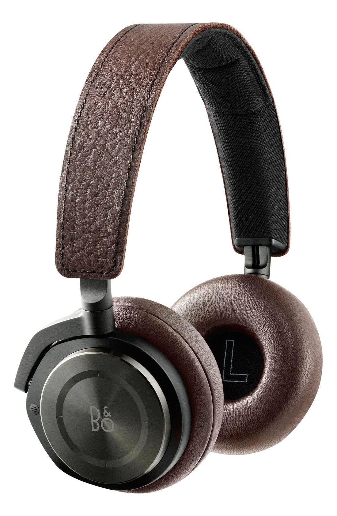 H8 ANC Over-Ear Bluetooth<sup>®</sup> Headphones,                         Main,                         color, 206