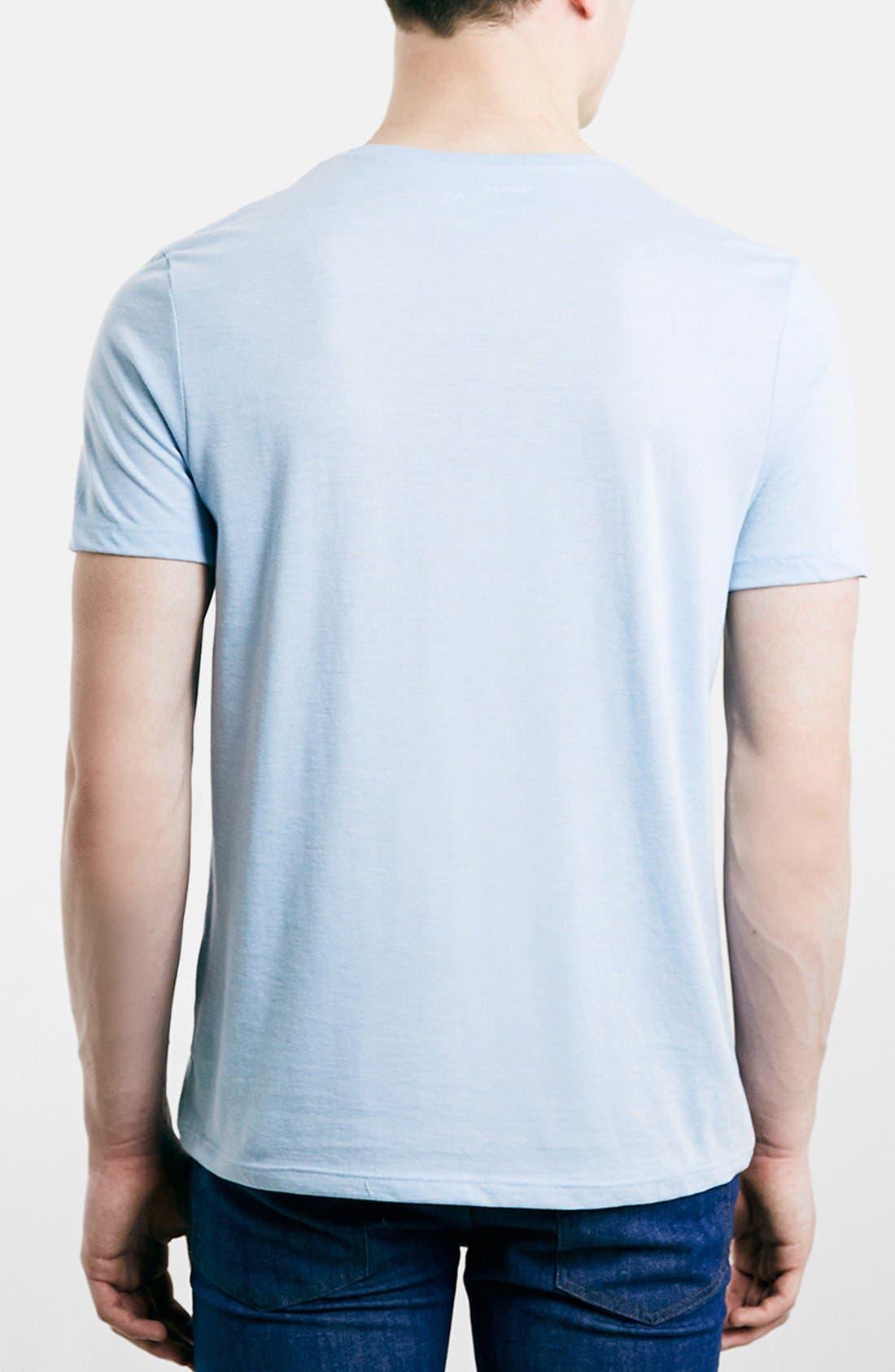Slim Fit Crewneck T-Shirt,                             Alternate thumbnail 351, color,