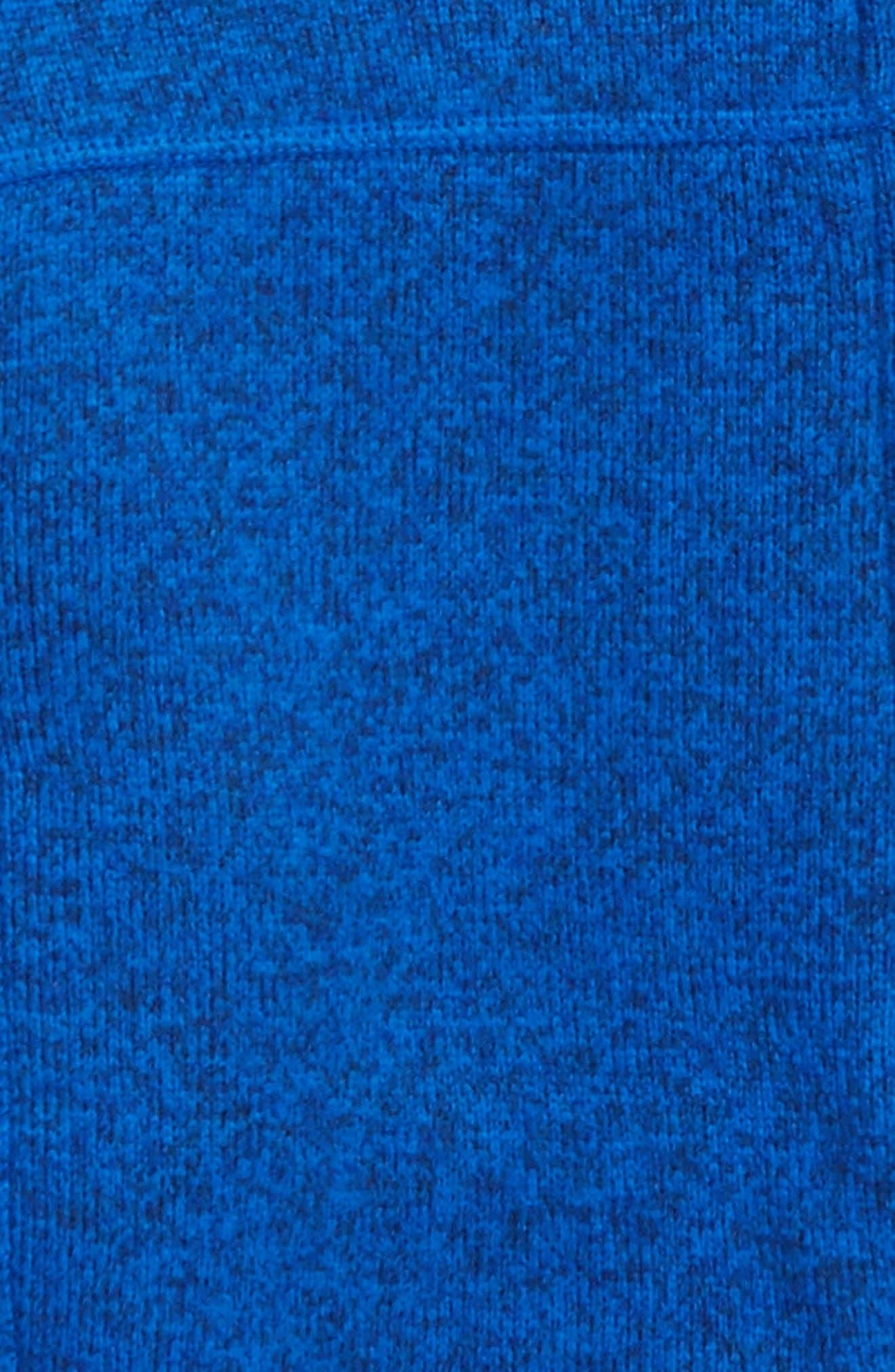 Gordon Lyons Sweater Fleece Zip Jacket,                             Alternate thumbnail 16, color,