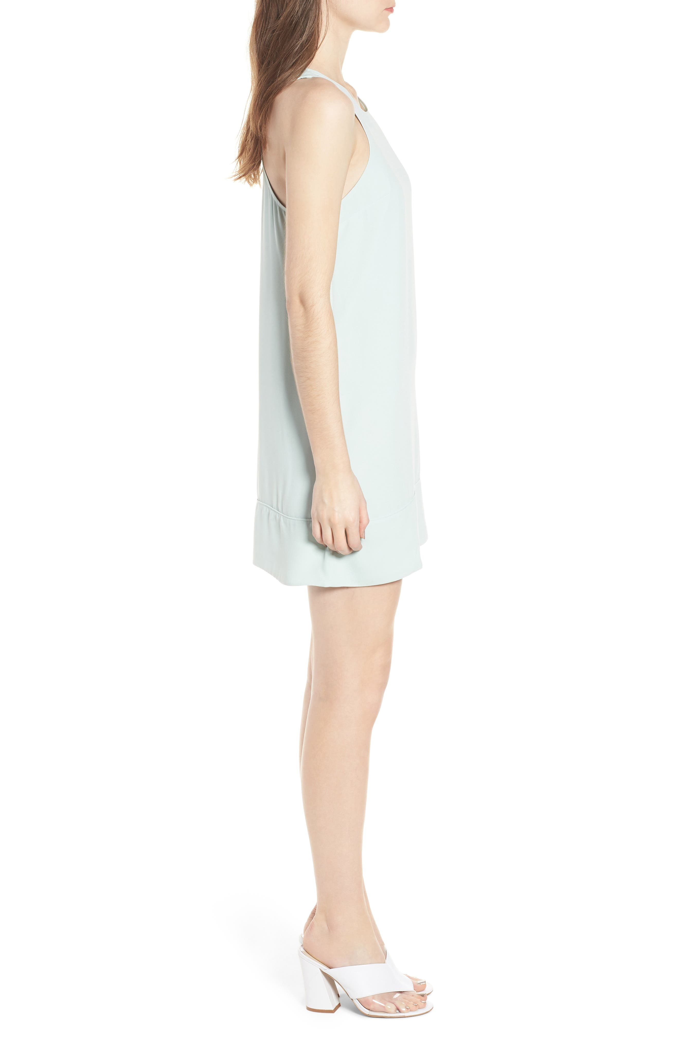 Racerback Shift Dress,                             Alternate thumbnail 94, color,