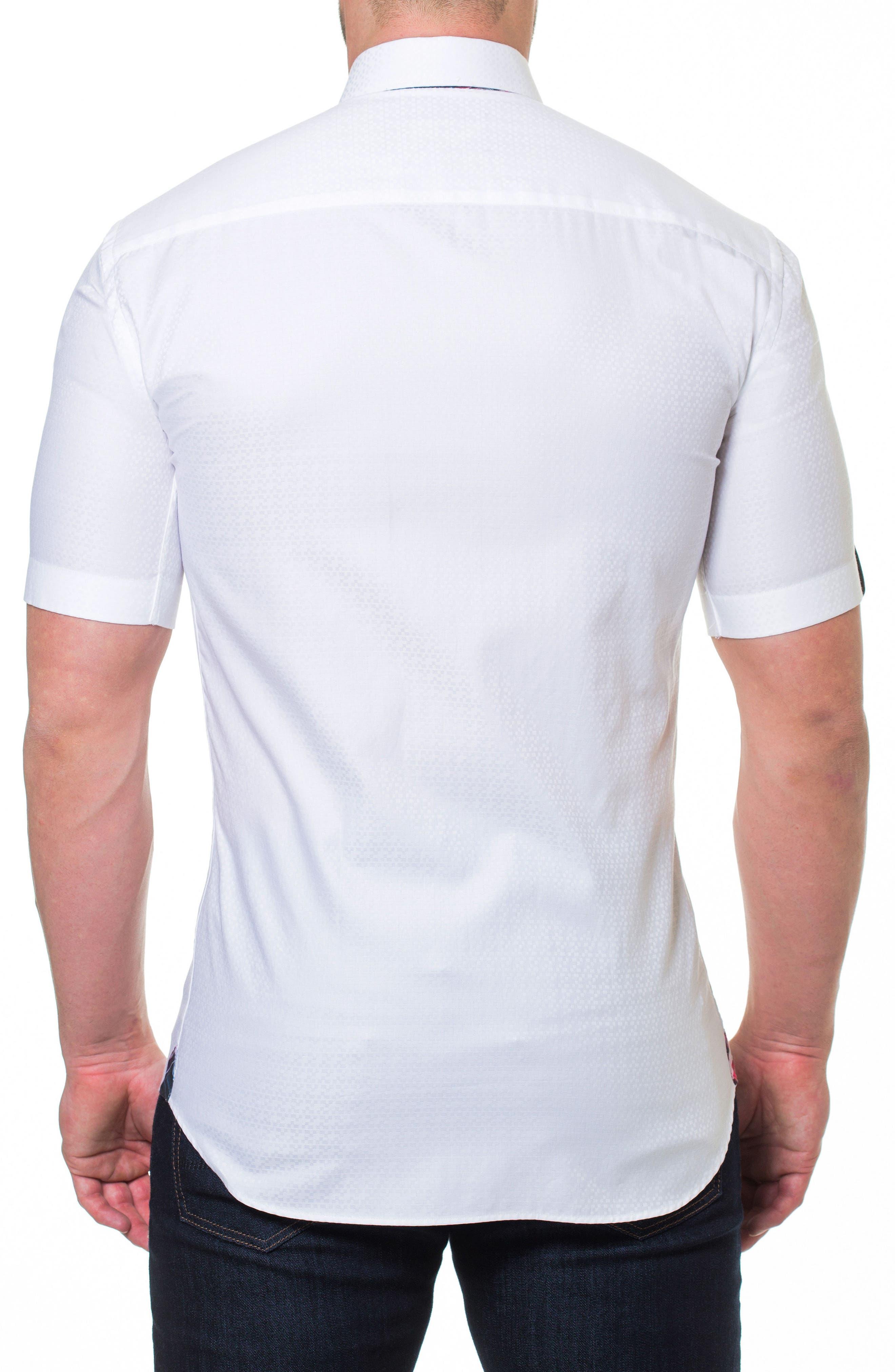 Fresh Block Sport Shirt,                             Alternate thumbnail 2, color,                             110
