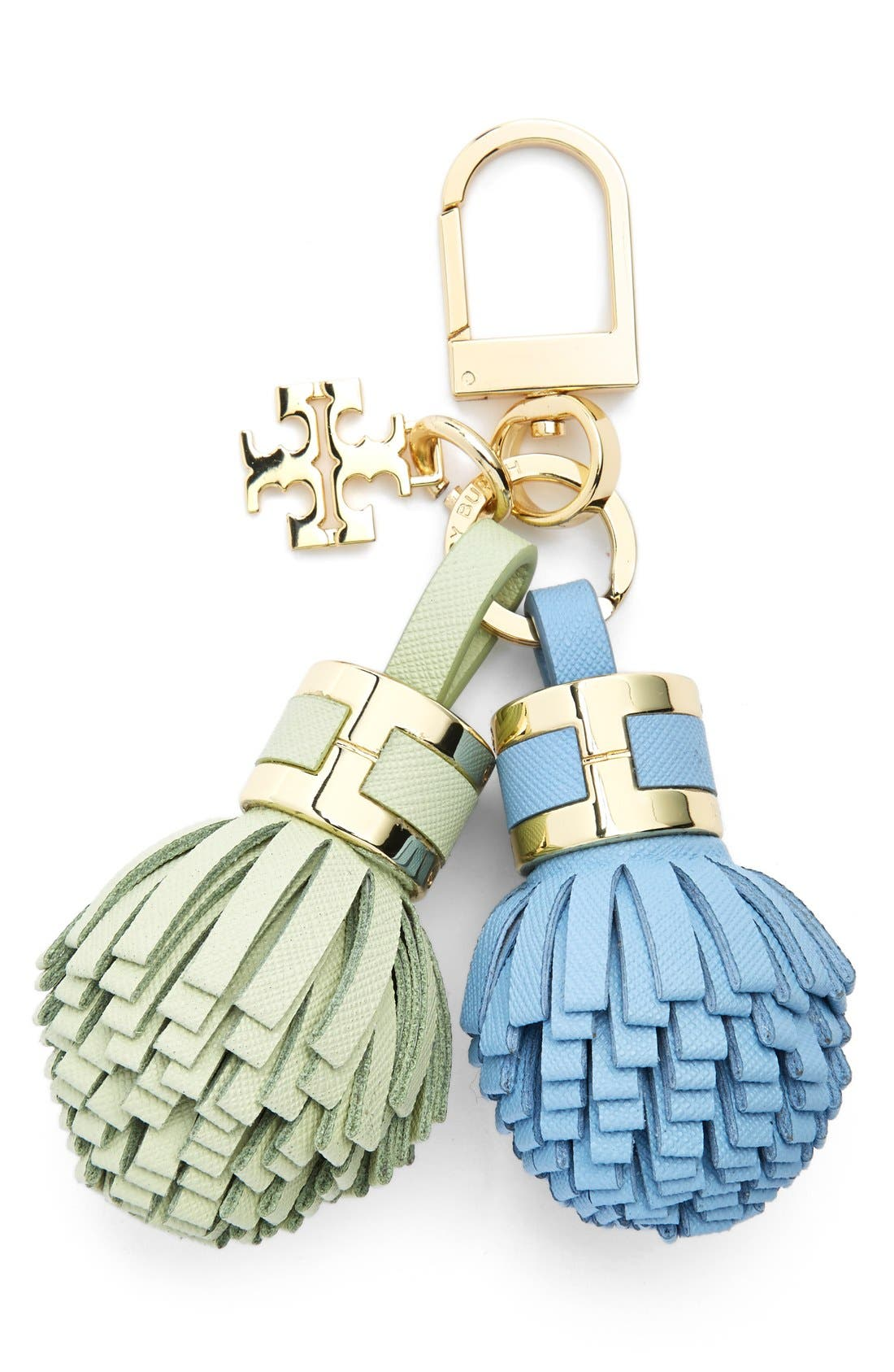 'York' Tassel Key Chain, Main, color, 250