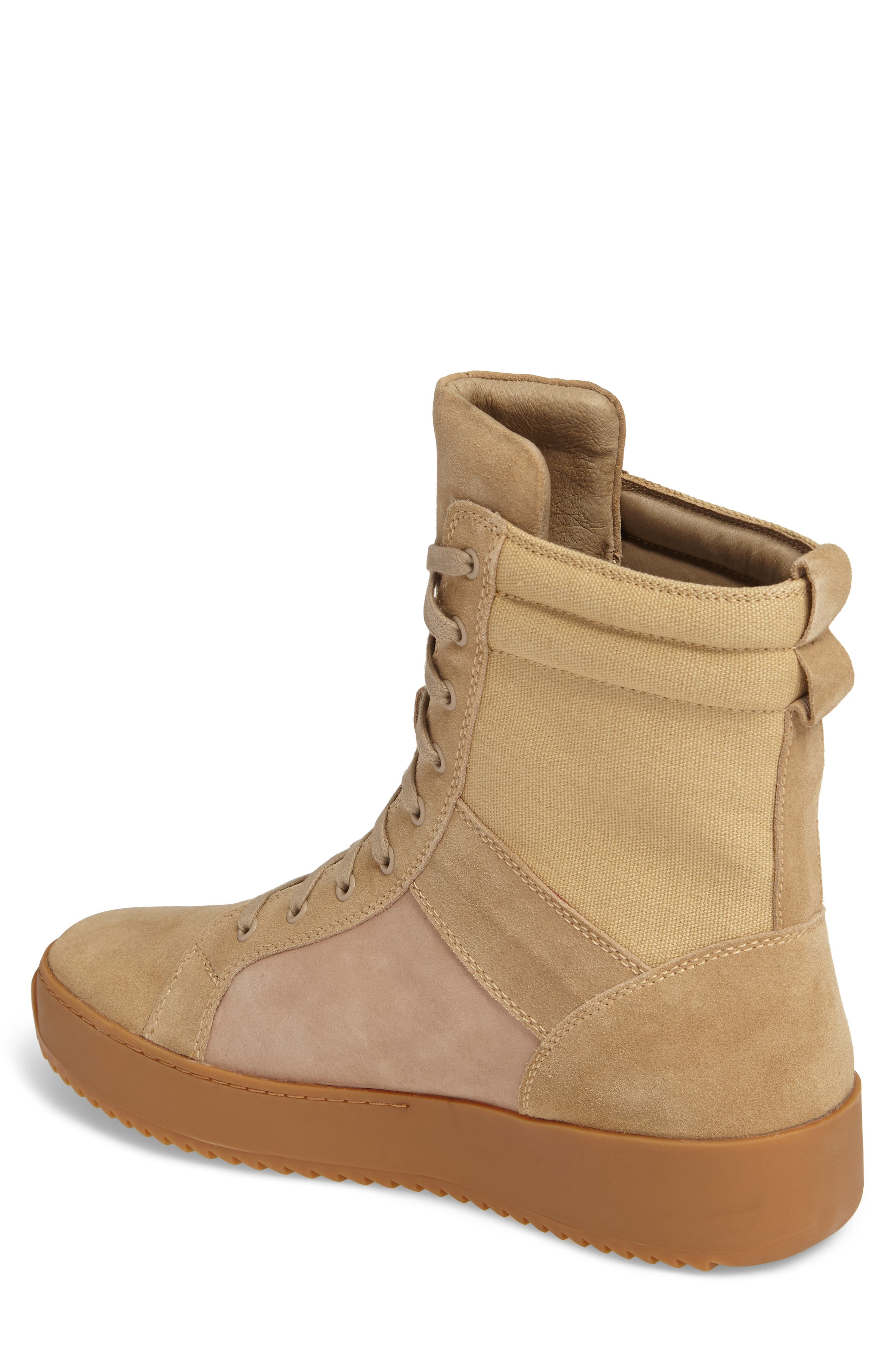 Shane Sneaker,                             Alternate thumbnail 2, color,                             SAND SUEDE