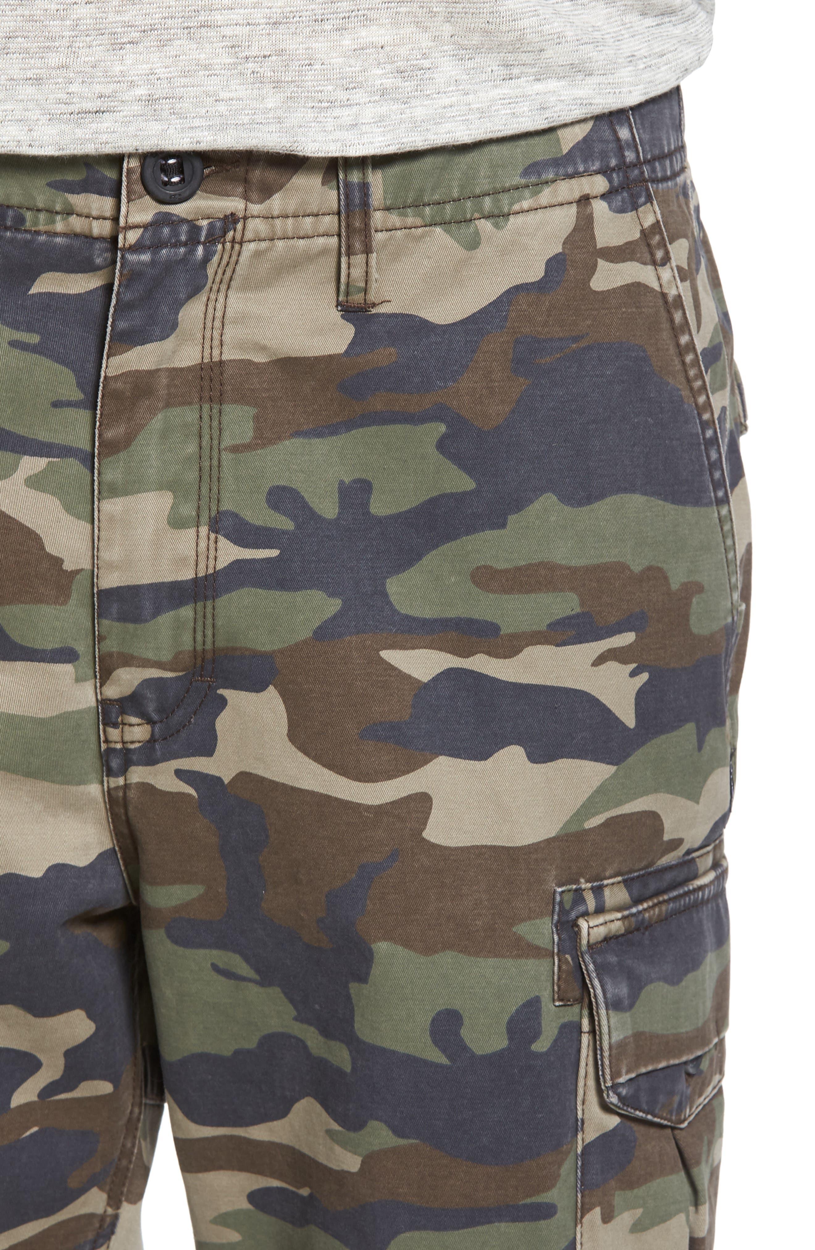 Campbell Cargo Shorts,                             Alternate thumbnail 8, color,