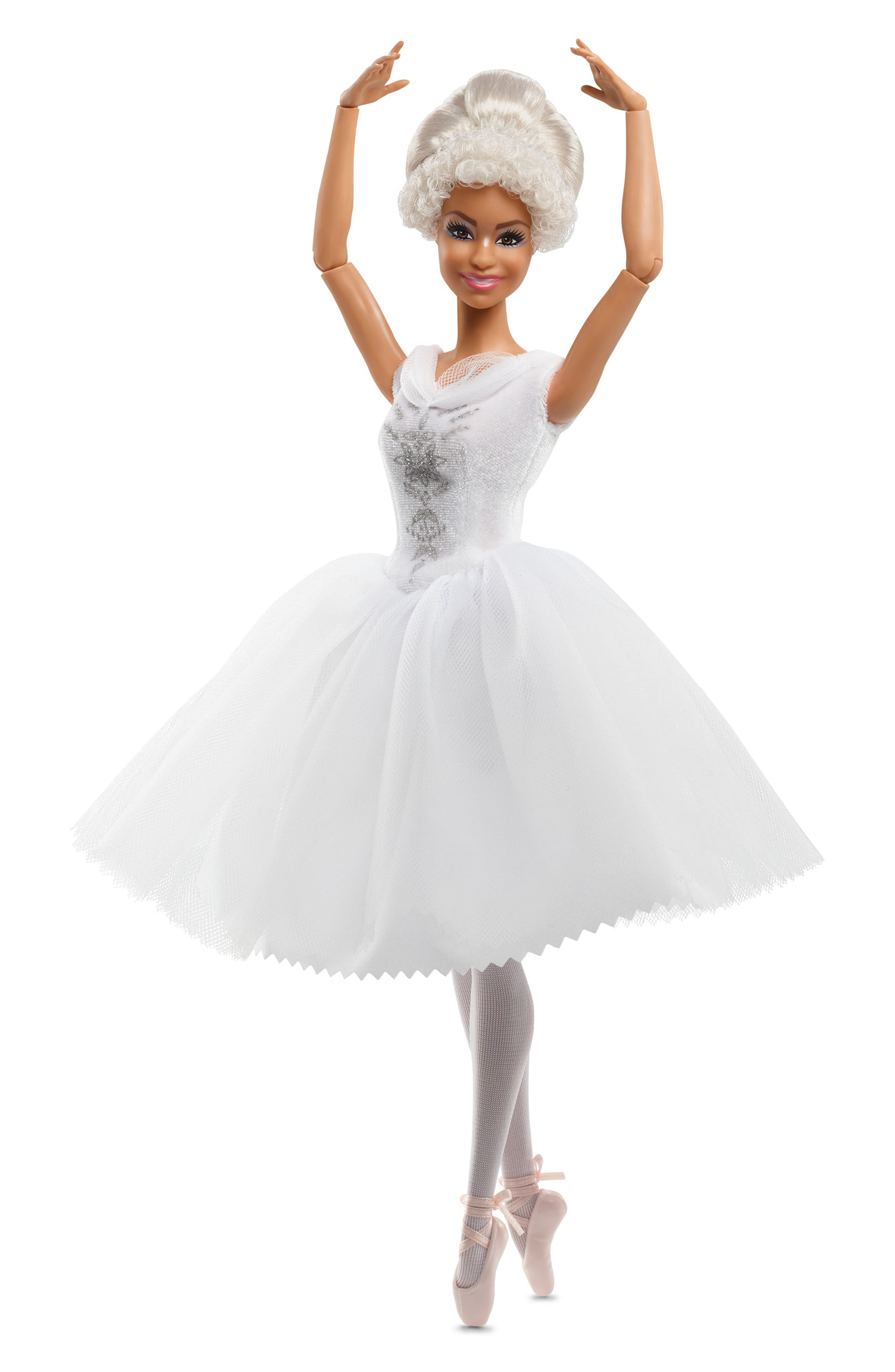 Girls Mattel Disney The Nutcracker And The Four Realms Ballerina Of The Realms Barbie Doll