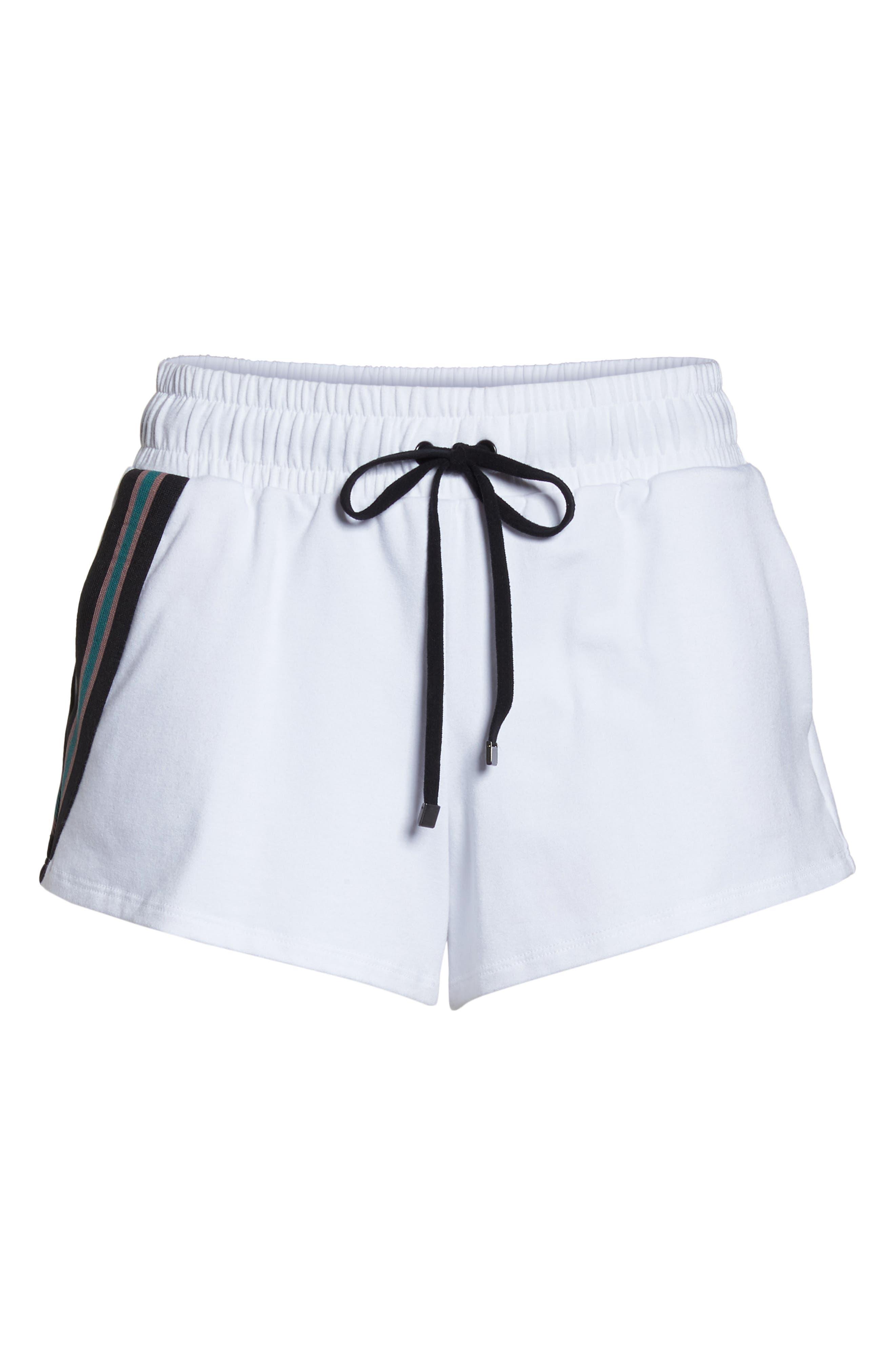 Beam Shorts,                             Alternate thumbnail 6, color,                             WHITE