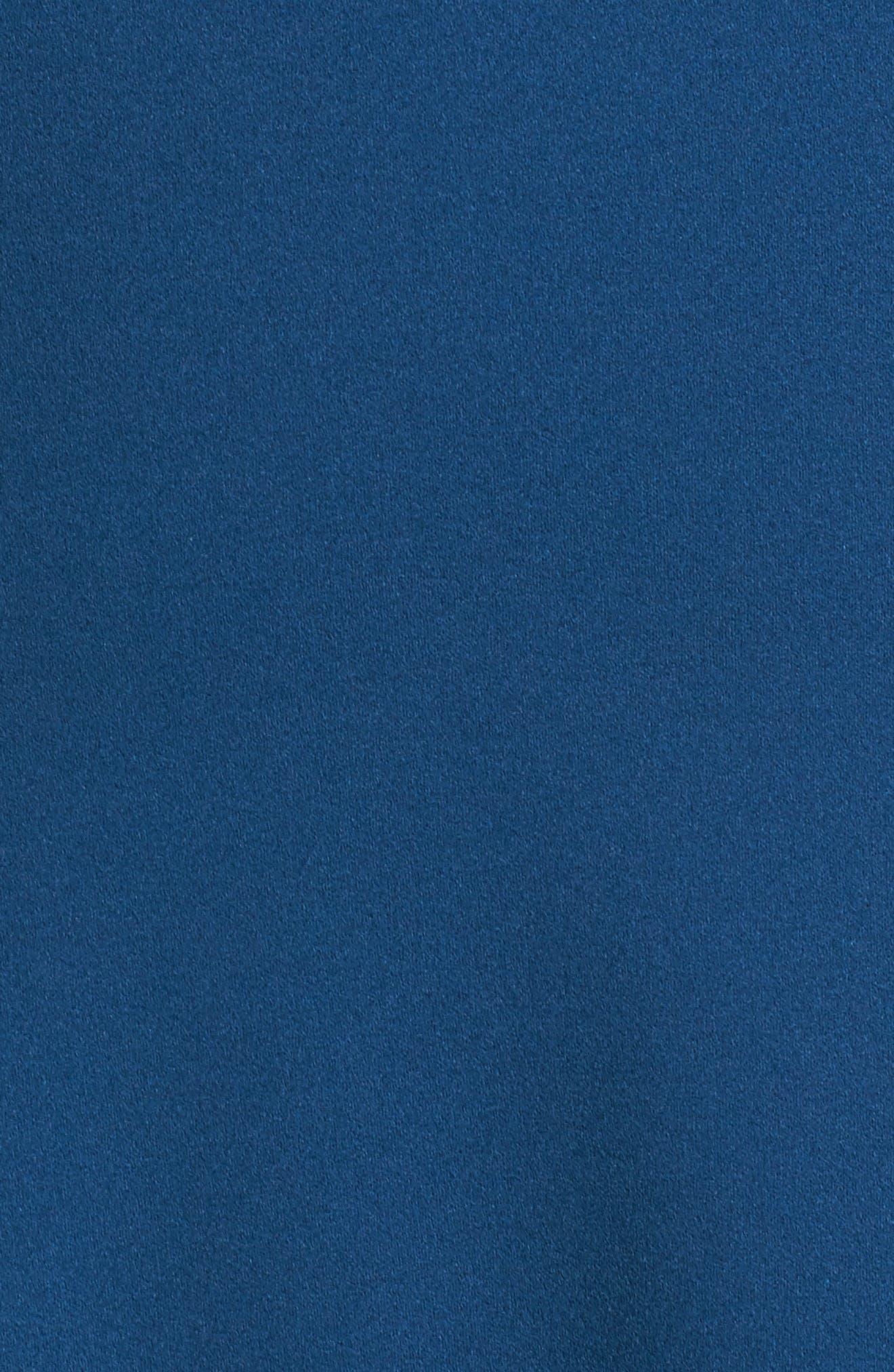 Capelet A-Line Dress,                             Alternate thumbnail 5, color,                             471