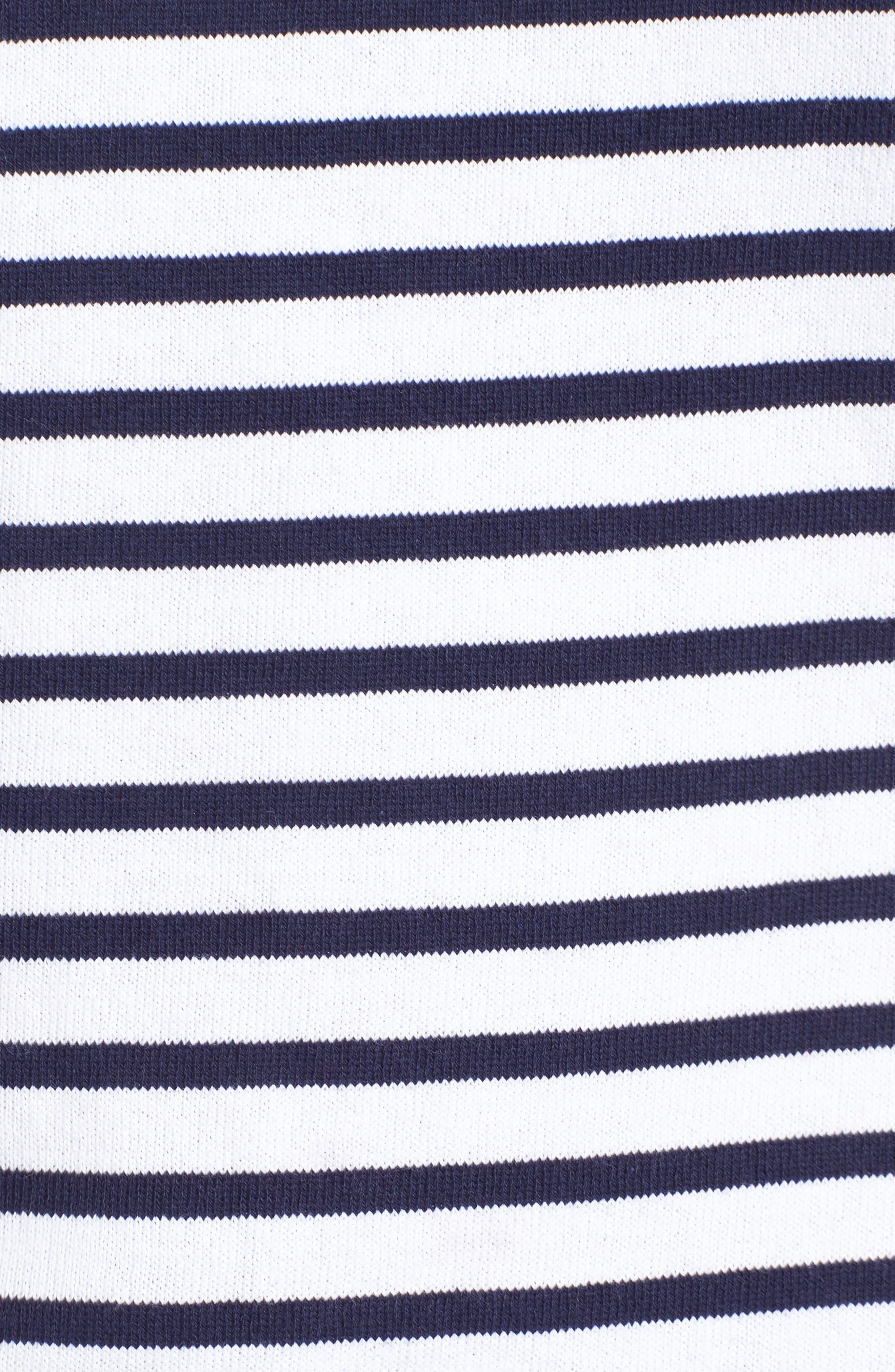 Grosgrain Swing Top,                             Alternate thumbnail 5, color,                             100