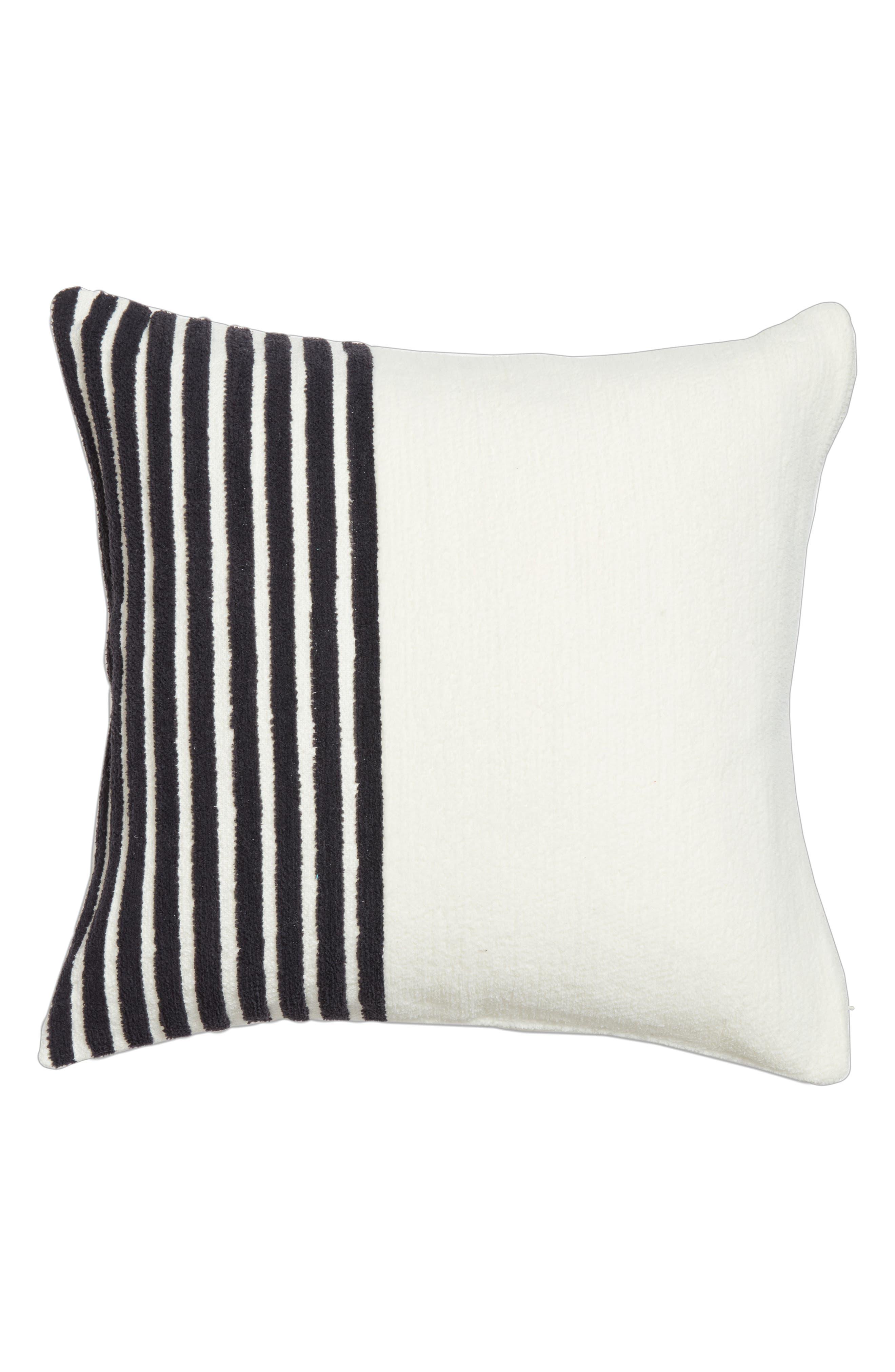 Hammam Stripe Accent Pillow,                             Main thumbnail 3, color,