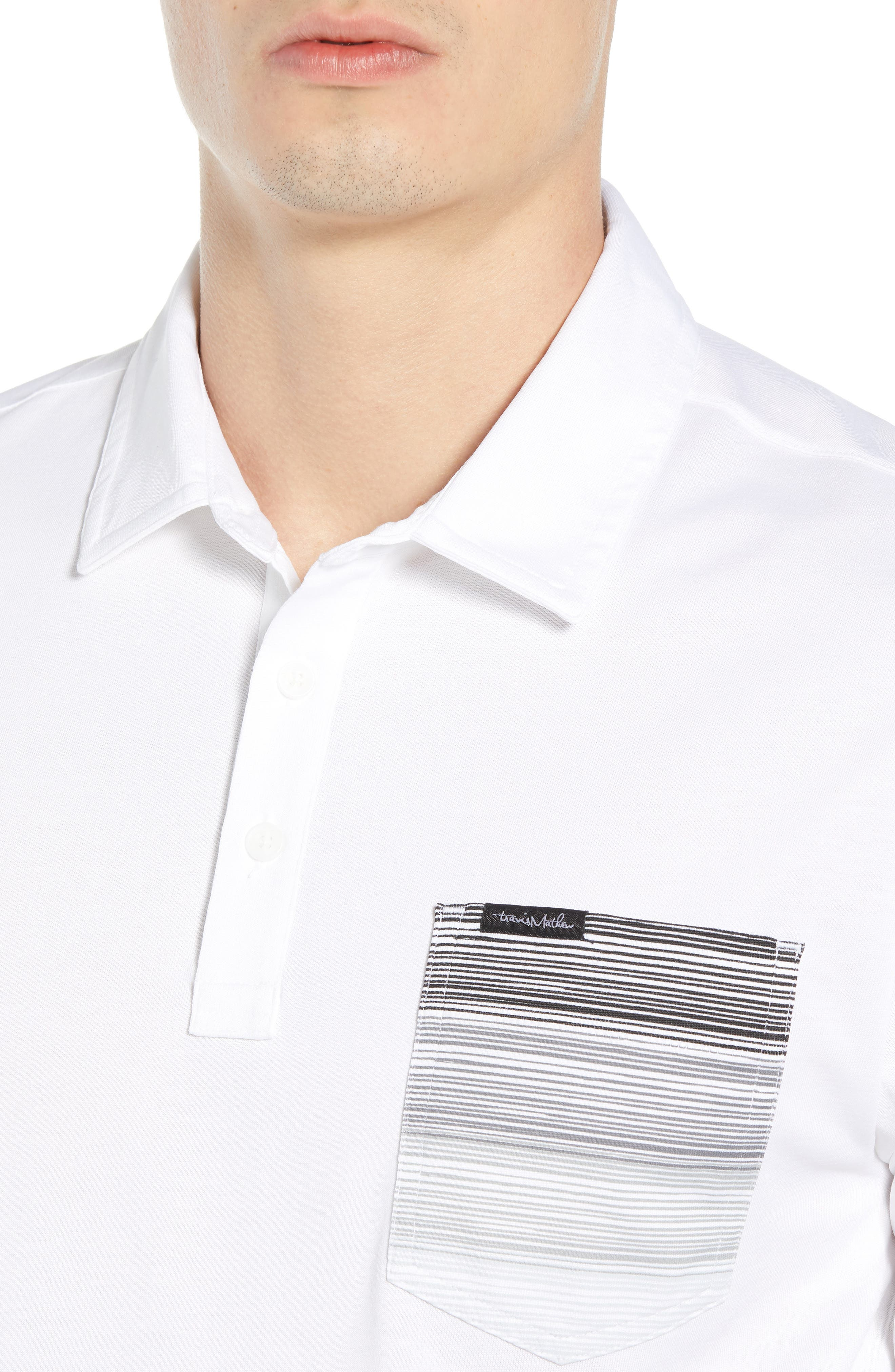 That's a You Problem Regular Fit Polo Shirt,                             Alternate thumbnail 4, color,                             100