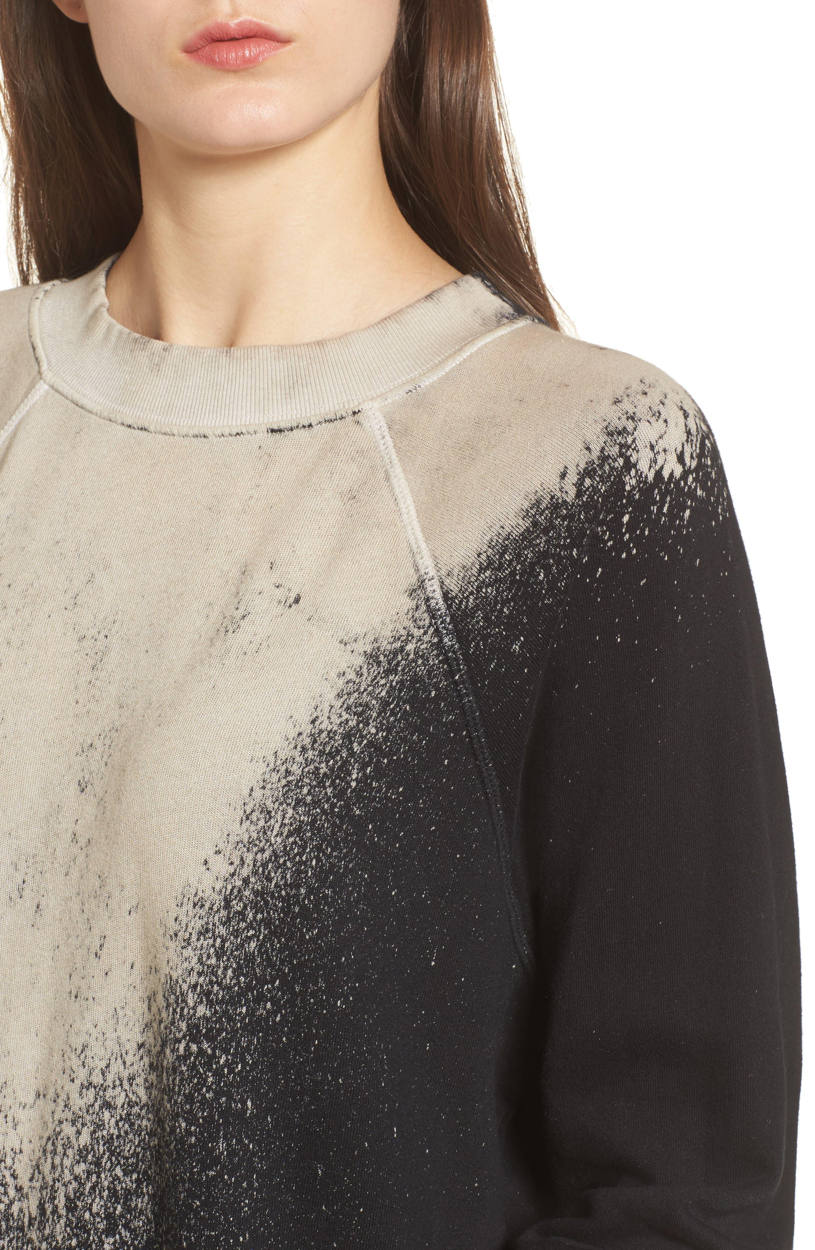 Stardust - Sommers Sweatshirt,                             Alternate thumbnail 4, color,                             003