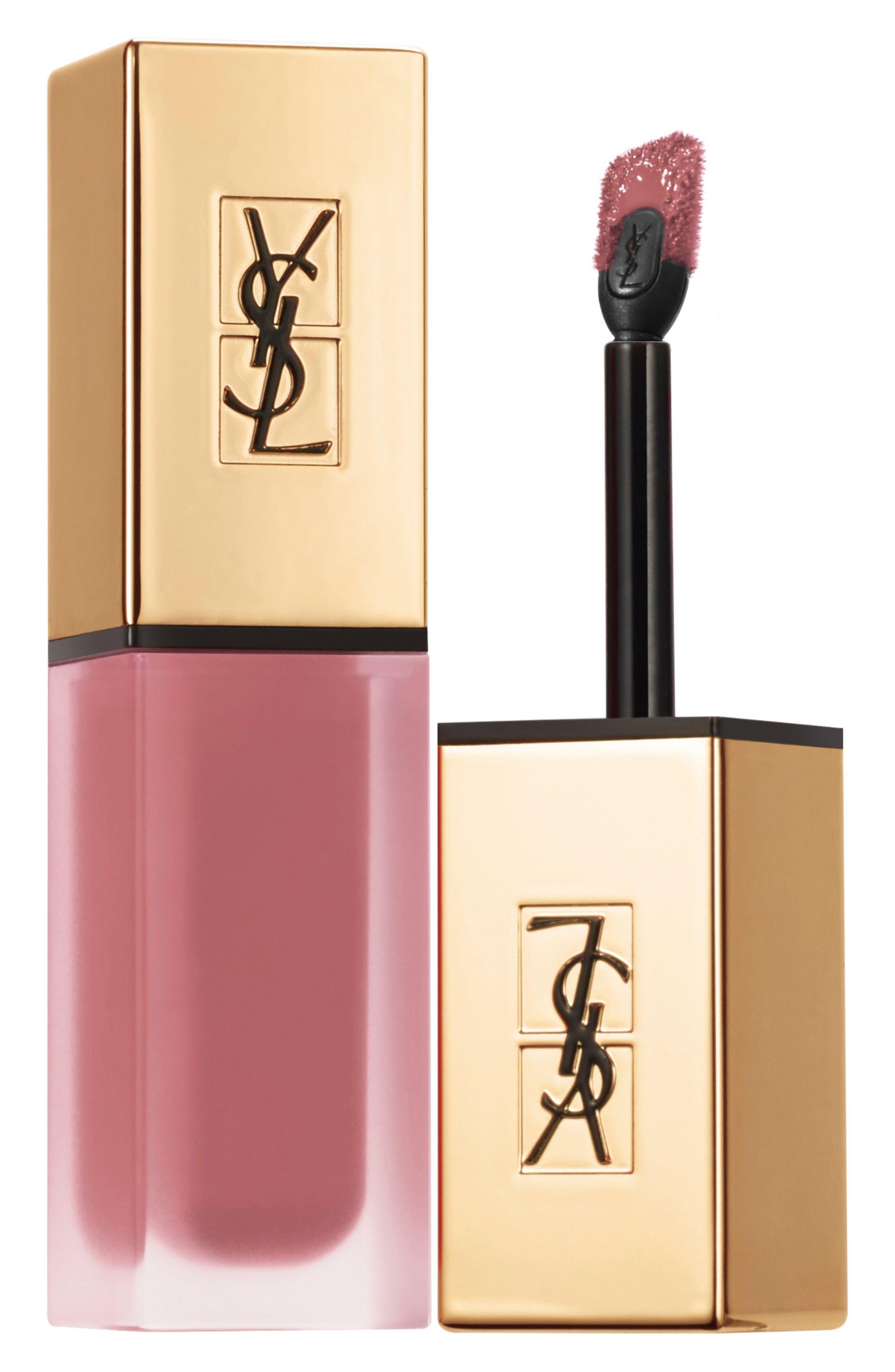 Yves Saint Laurent Tatouage Couture Liquid Matte Lip Stain - 25 Beige Secret