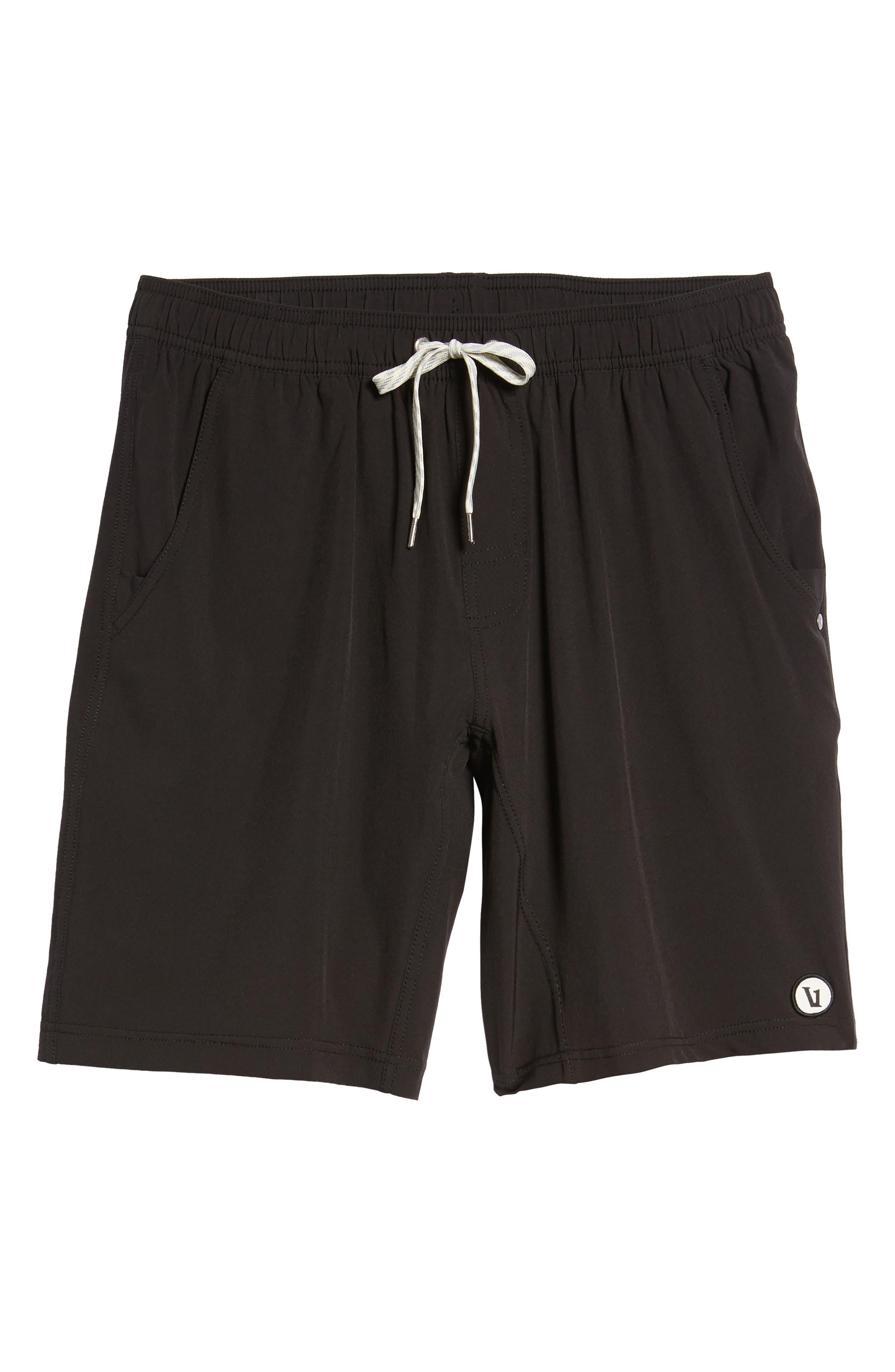 Kore Shorts,                             Alternate thumbnail 6, color,                             BLACK