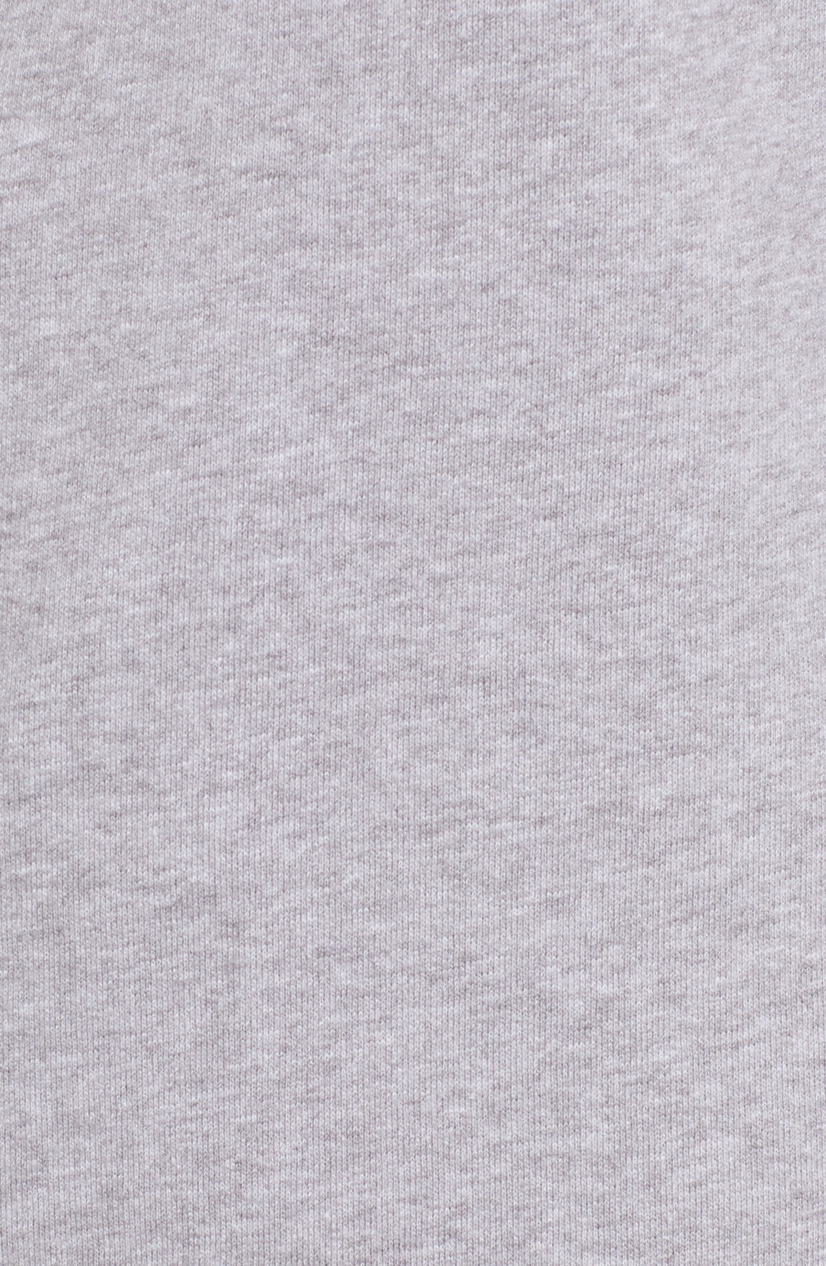 Tear Cutoff Sweatshirt,                             Alternate thumbnail 5, color,                             020