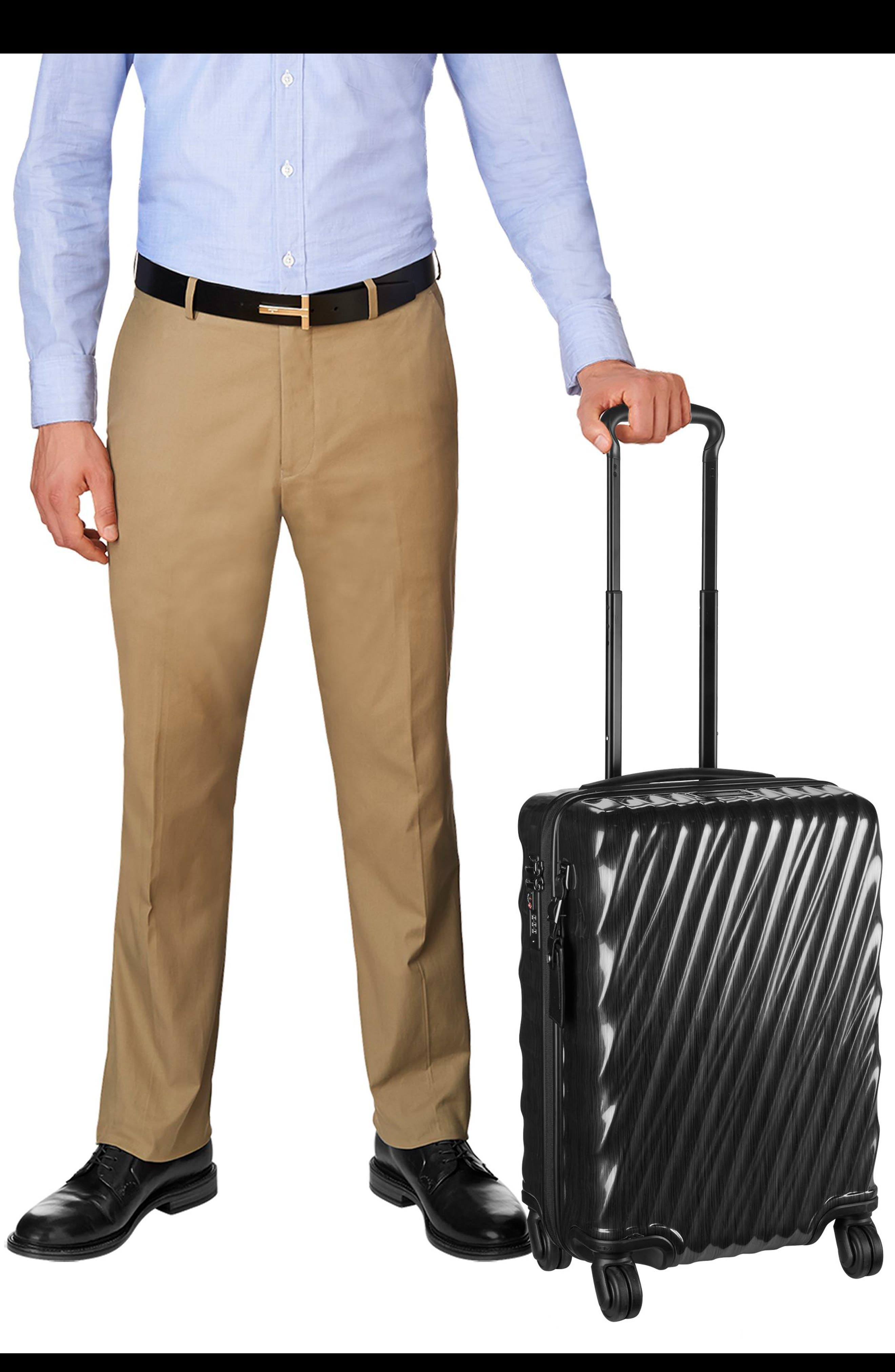 19 Degree 21-Inch International Wheeled Carry-On,                             Alternate thumbnail 6, color,                             001