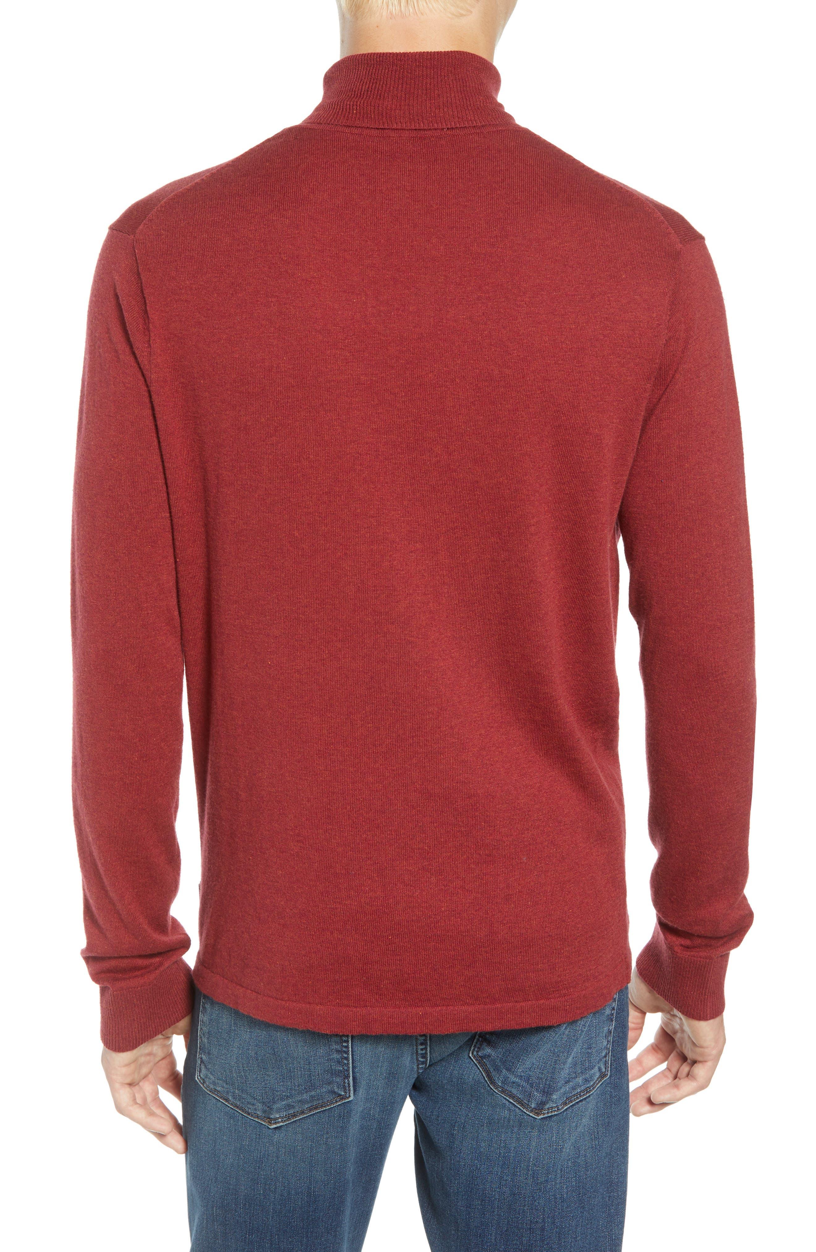 Turtleneck Sweater,                             Alternate thumbnail 2, color,                             610