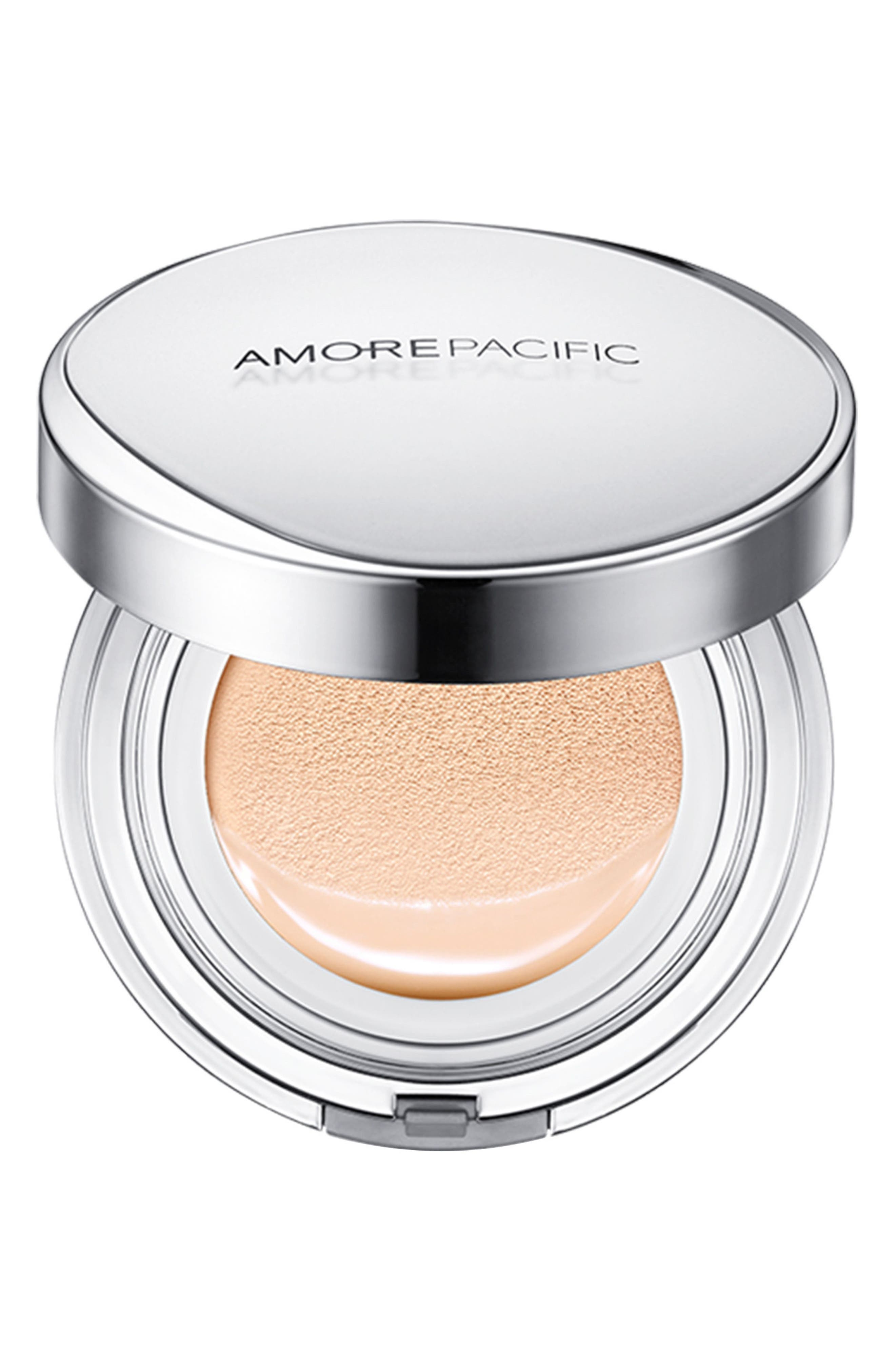 AMOREPACIFIC 'Color Control' Cushion Compact Broad Spectrum SPF 50, Main, color, 106 - MEDIUM PINK
