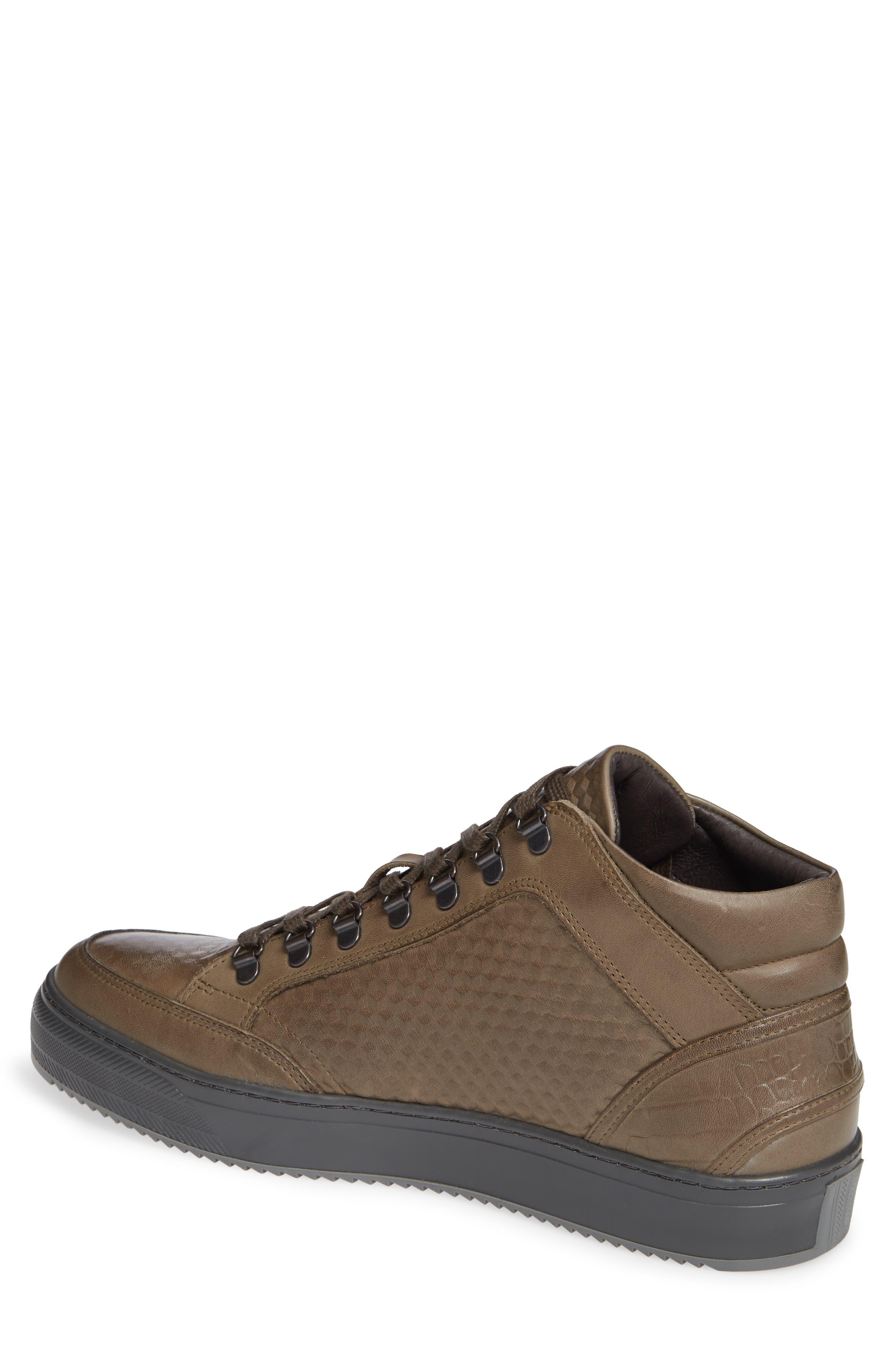 Houma Hooks Sneaker,                             Alternate thumbnail 2, color,                             MILITARY GREEN