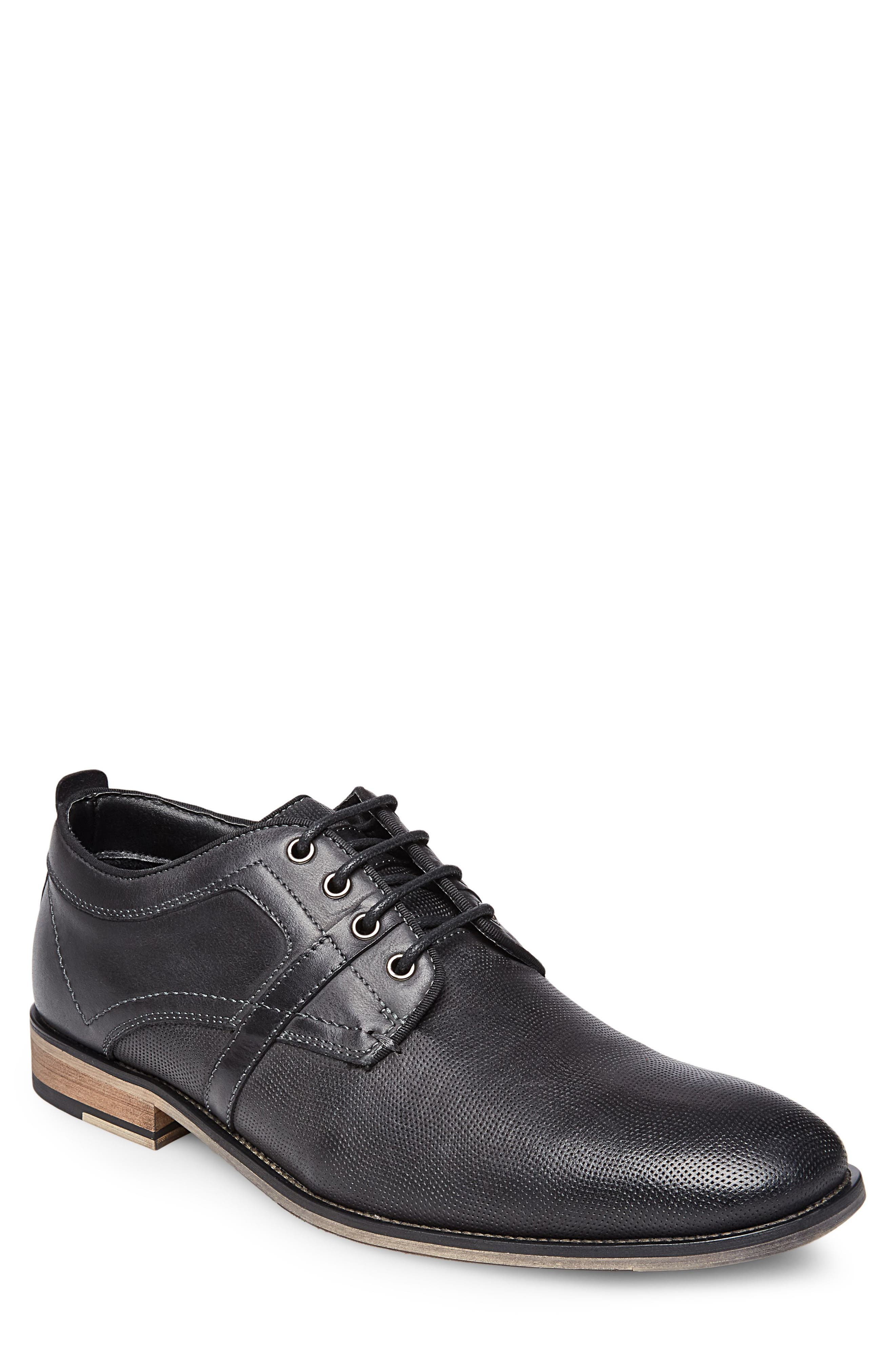 Jasco Plain Toe Derby,                             Main thumbnail 1, color,                             DARK GREY