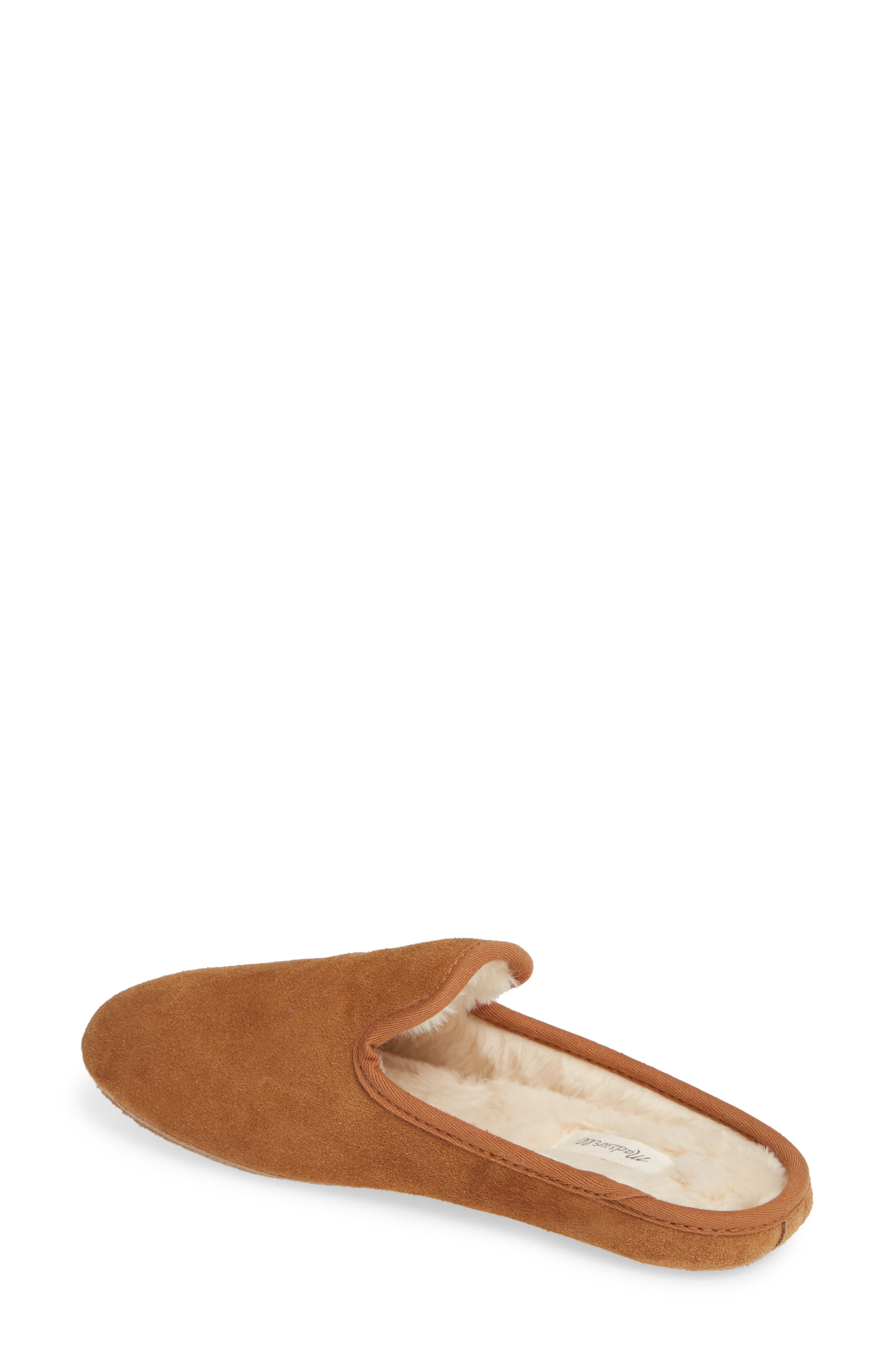The Loafer Scuff Slipper,                             Alternate thumbnail 2, color,                             TIMBER BEAM