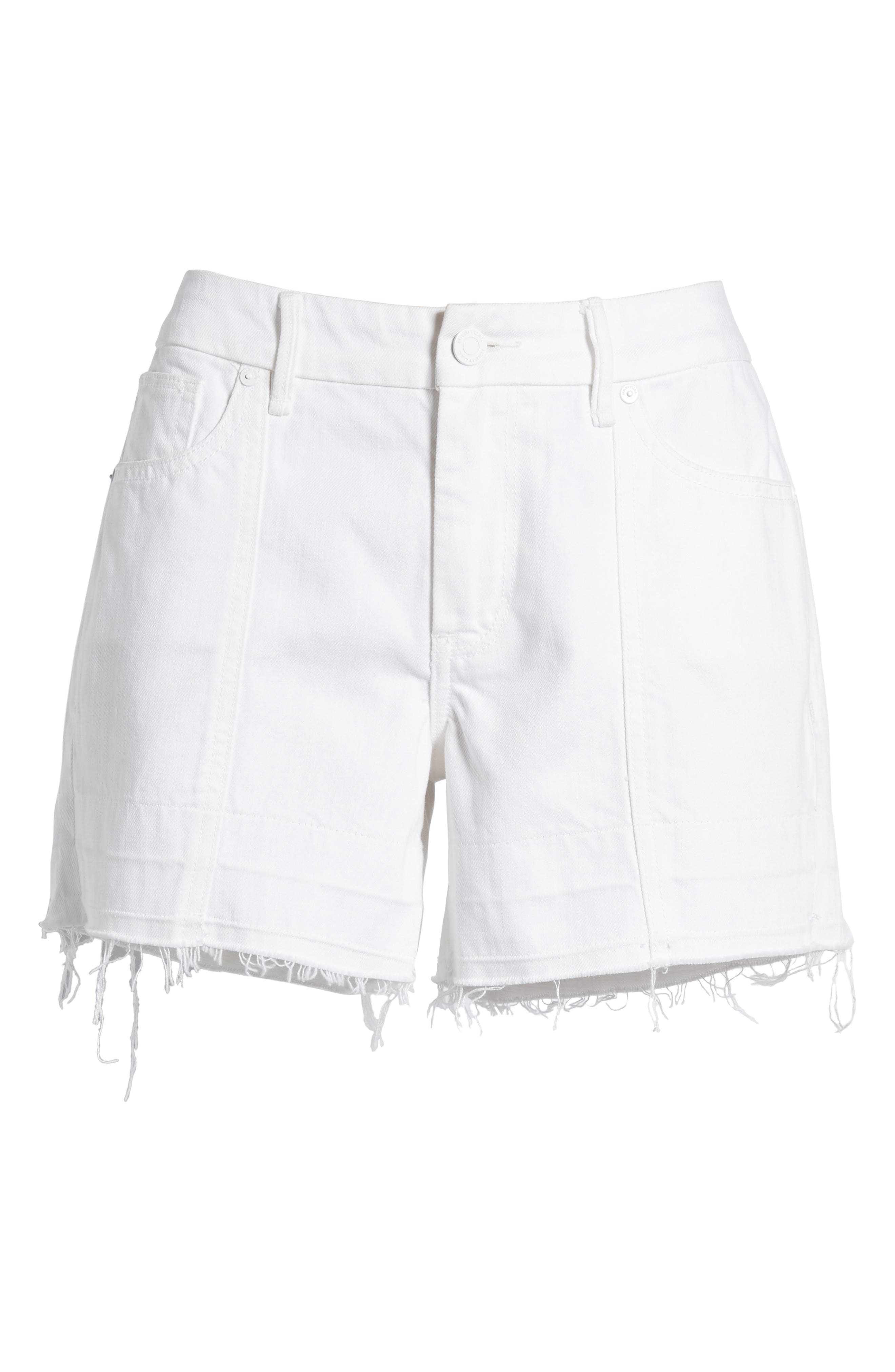 Crosby Release Hem Shorts,                             Alternate thumbnail 6, color,                             165