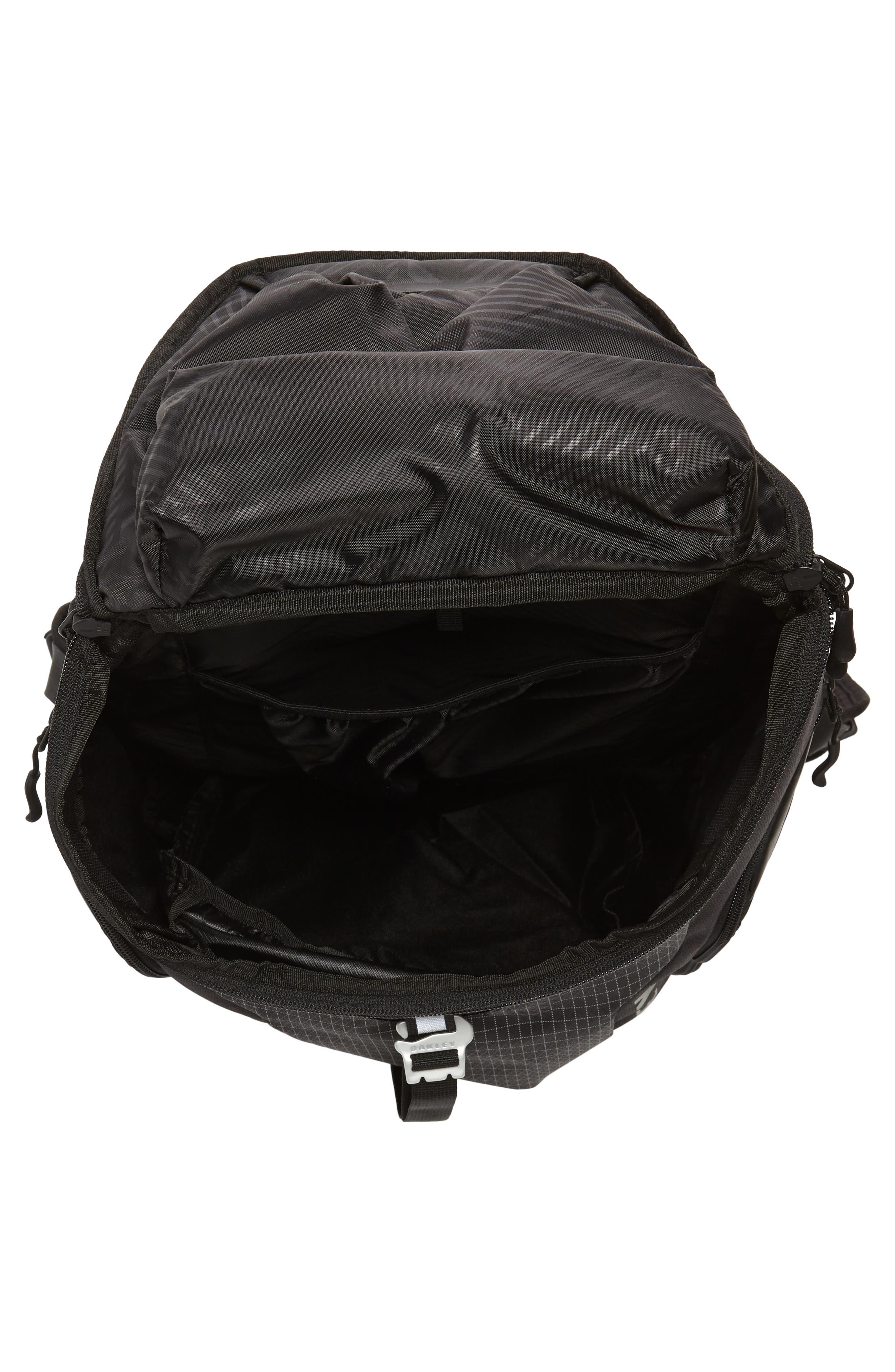OAKLEY,                             Link Backpack,                             Alternate thumbnail 4, color,                             BLACKOUT