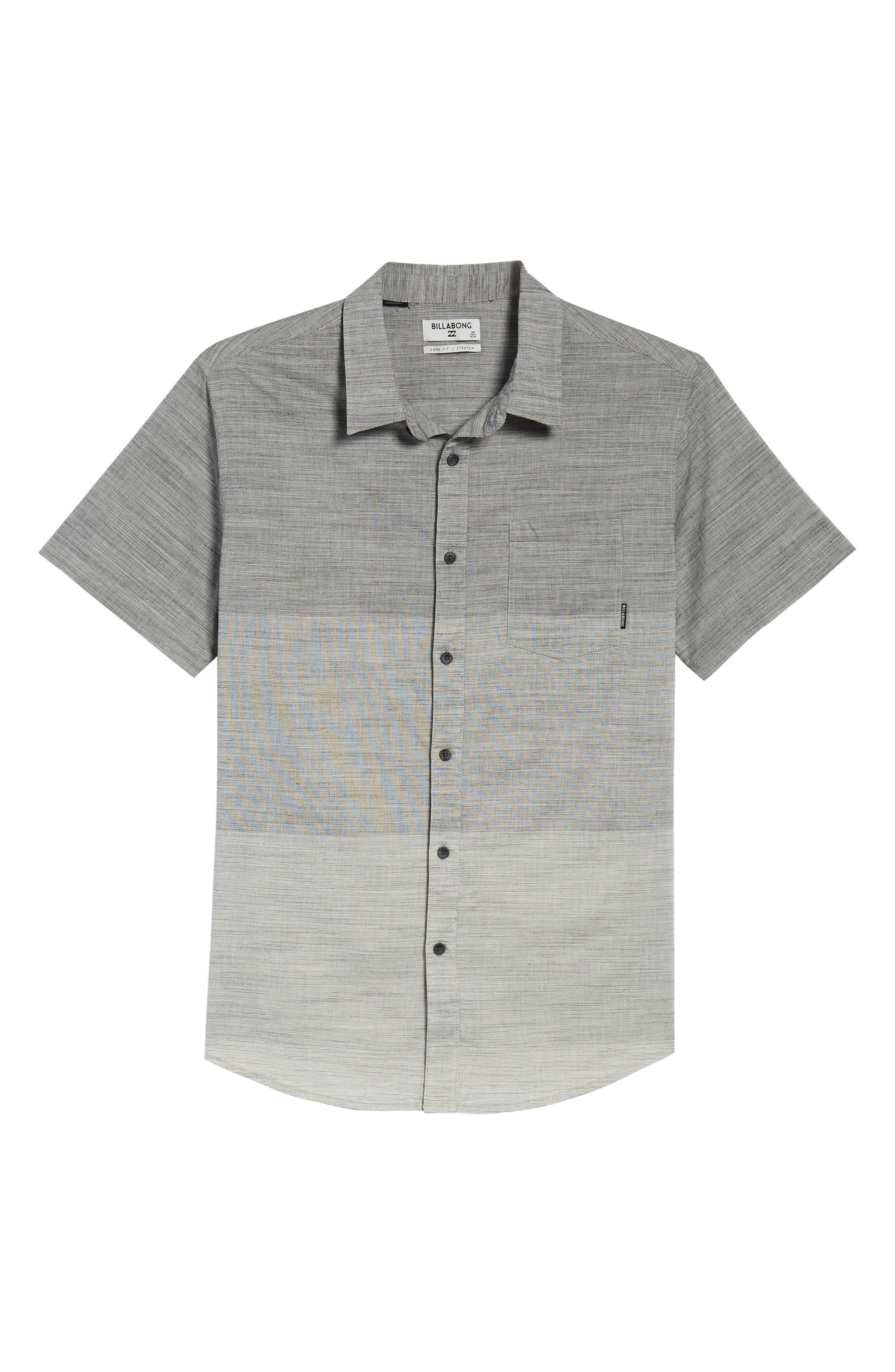 Faderade Short Sleeve Shirt,                             Alternate thumbnail 6, color,                             020
