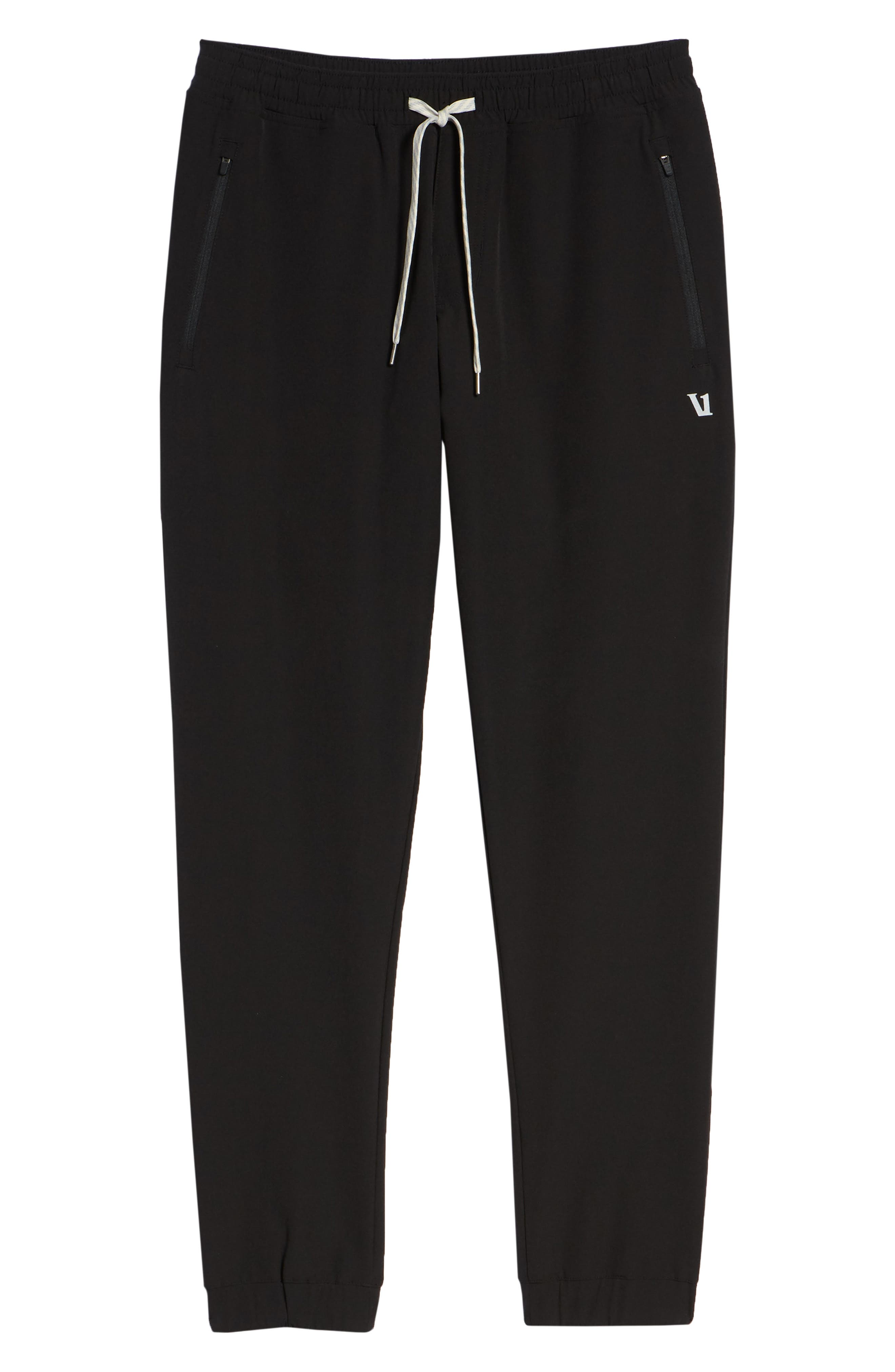 Transit Jogger Pants,                             Alternate thumbnail 6, color,                             BLACK