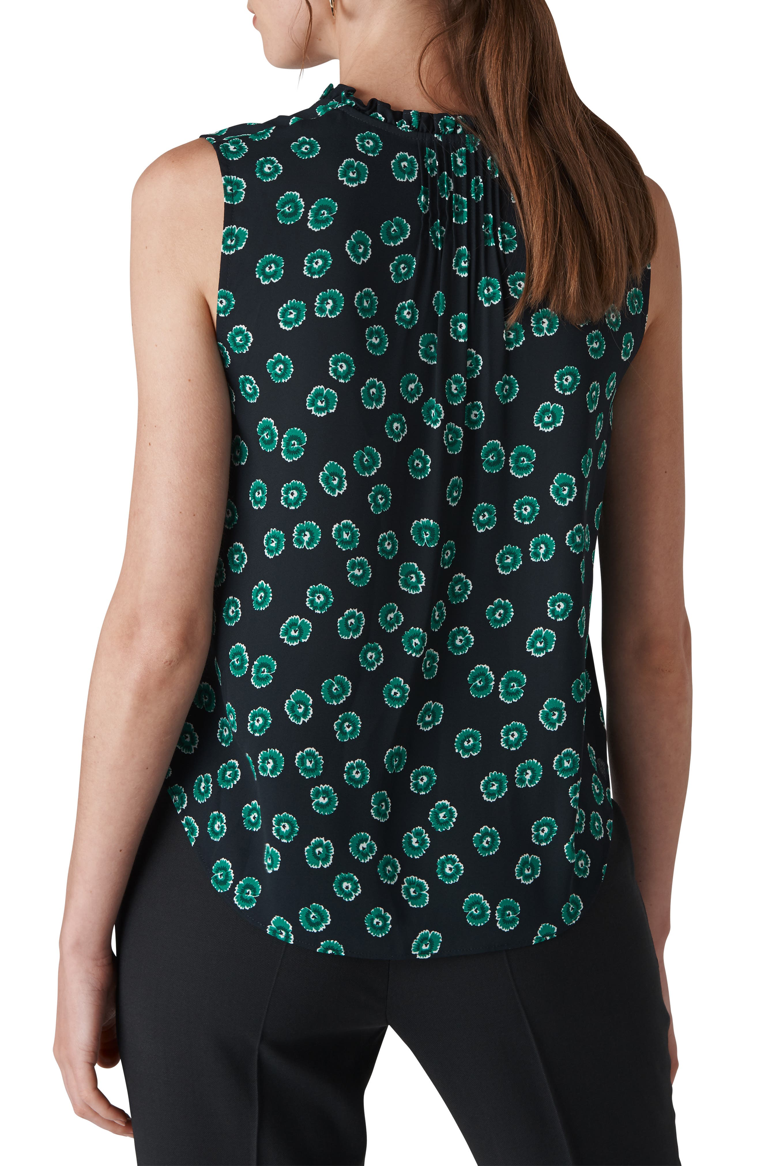 Maddie Frill Top,                             Alternate thumbnail 2, color,                             300