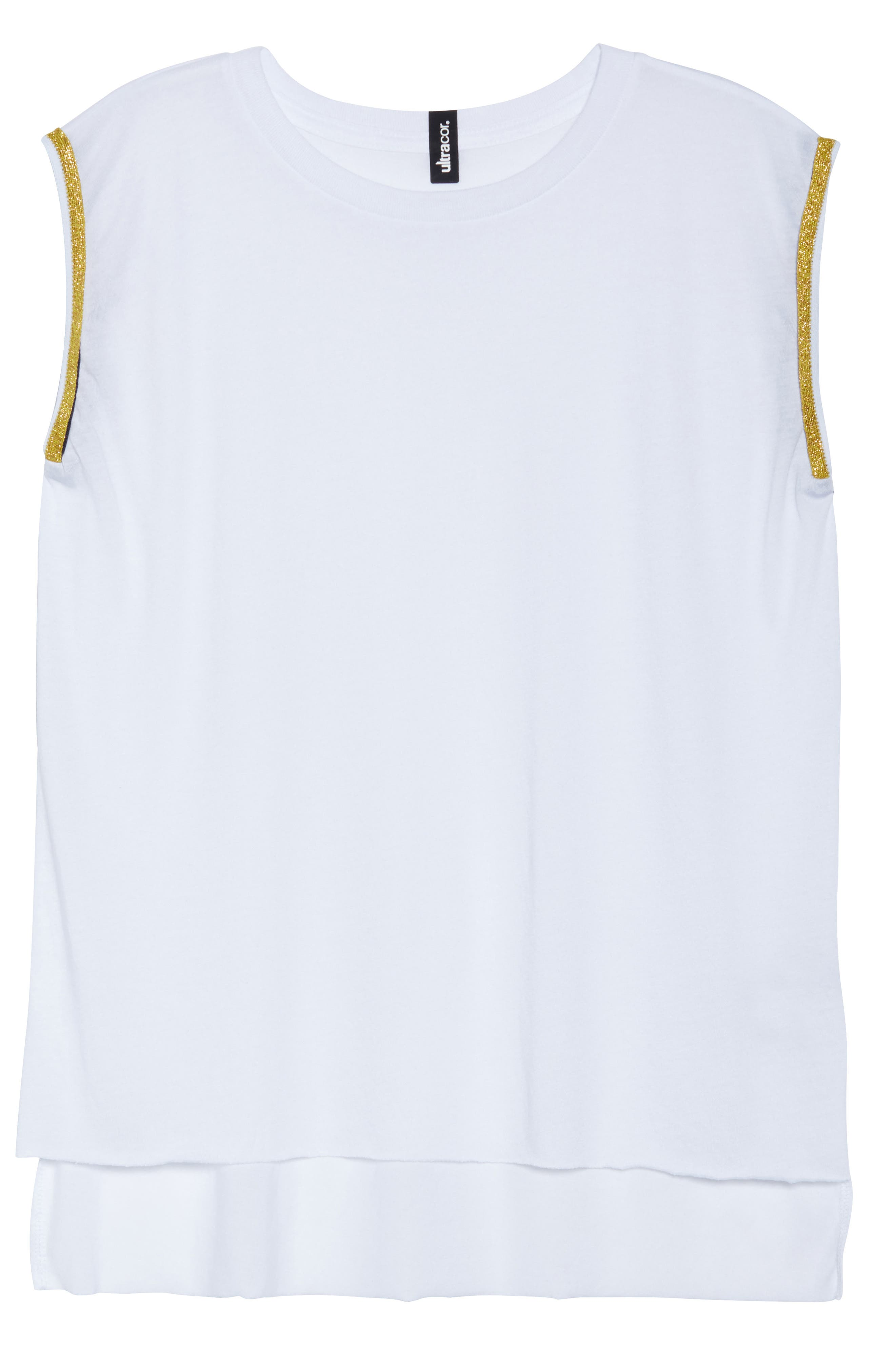 Collegiate Rolled Up Tee,                             Alternate thumbnail 30, color,