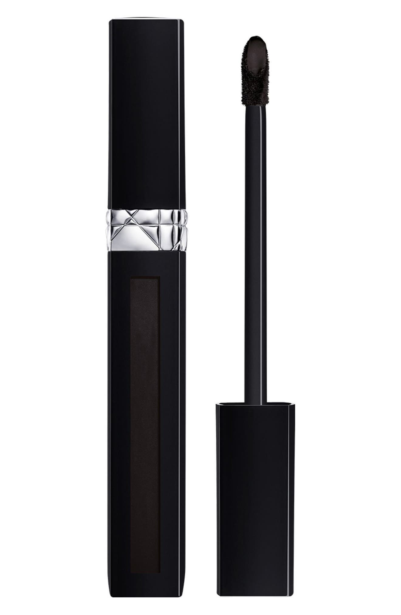 Rouge Dior Liquid Lip Stain,                             Main thumbnail 1, color,                             908 EXTREME BLACK