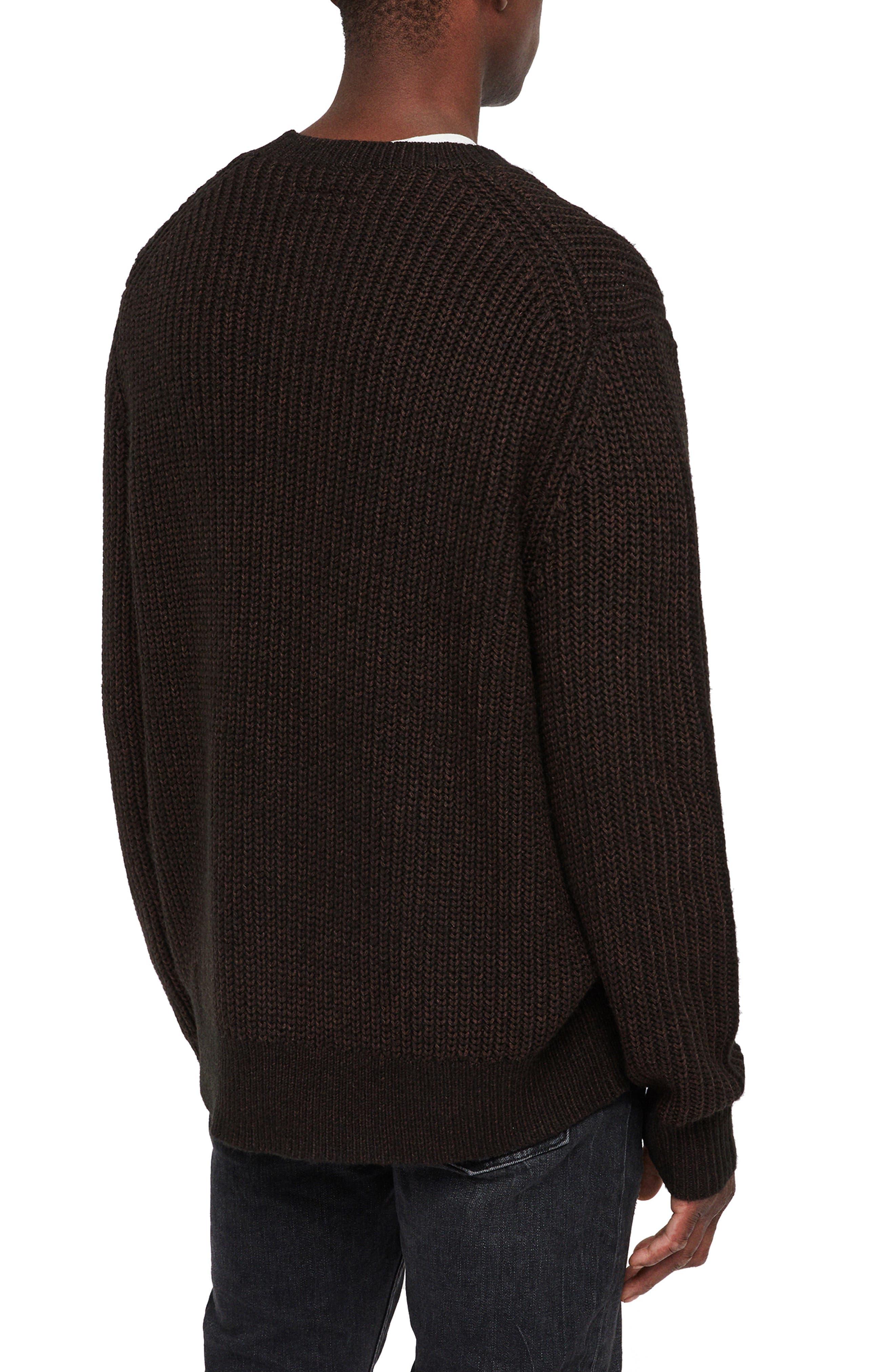 Tilman Regular Fit Sweater,                             Alternate thumbnail 2, color,                             001