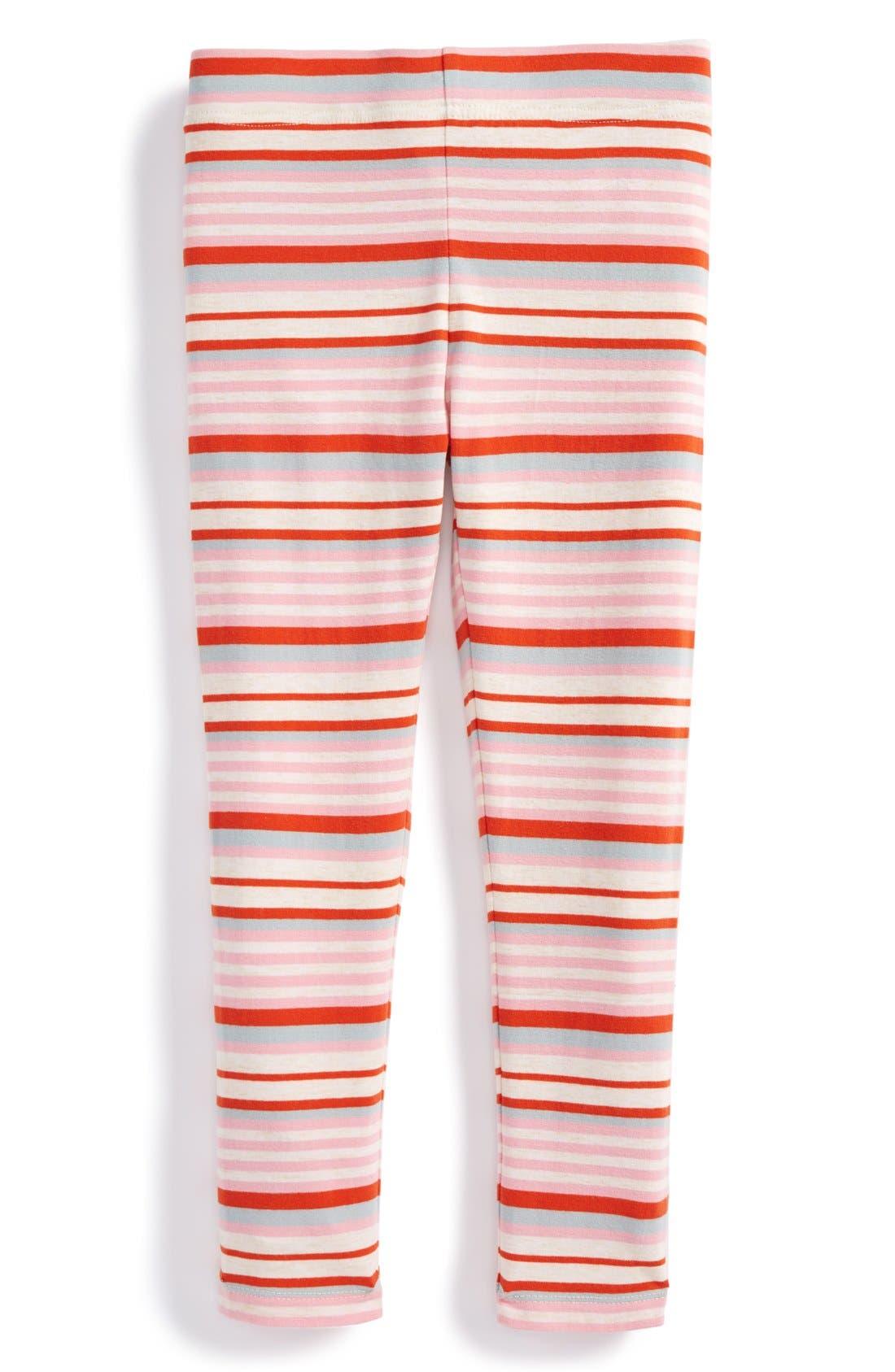 'Core' Striped Leggings,                             Main thumbnail 12, color,