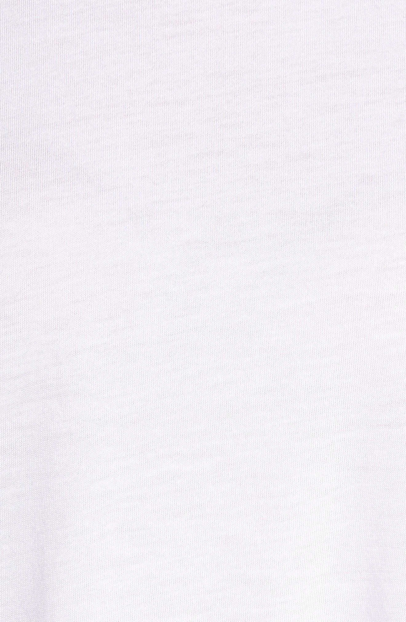 Collegiate Rolled Up Tee,                             Alternate thumbnail 24, color,