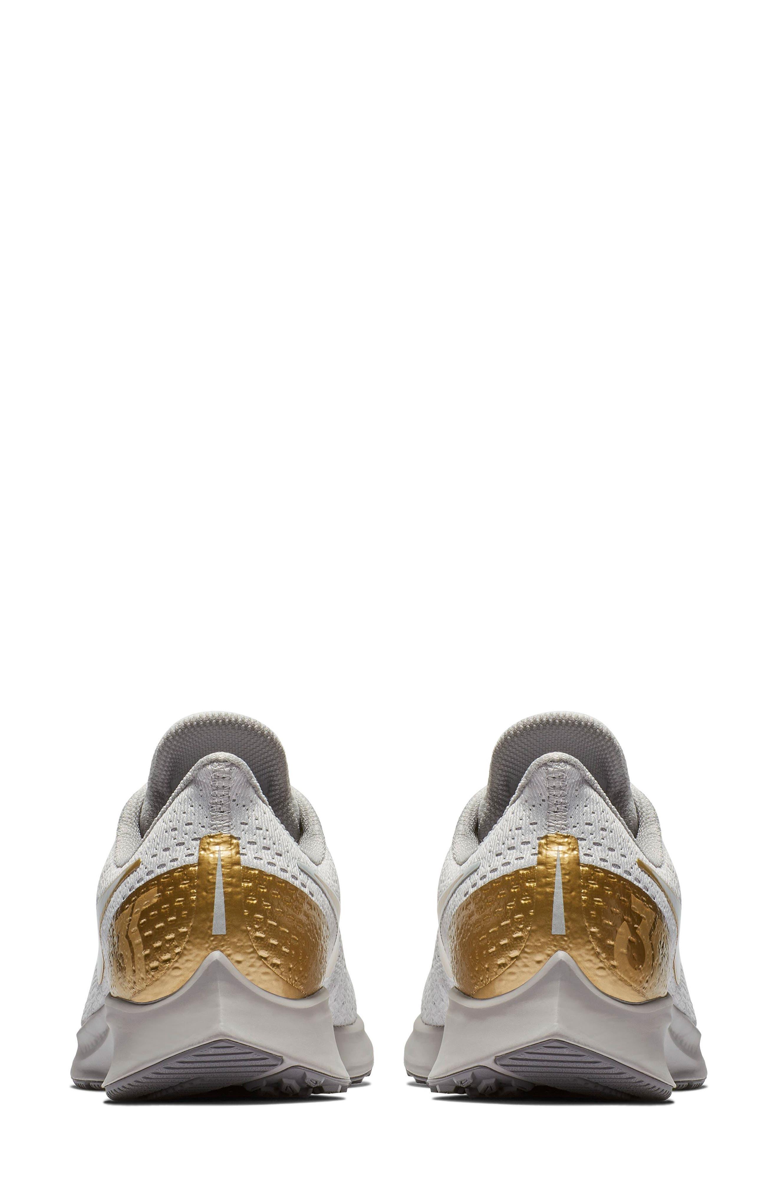 Air Zoom Pegasus 35 Premium Running Shoe,                             Alternate thumbnail 2, color,                             022