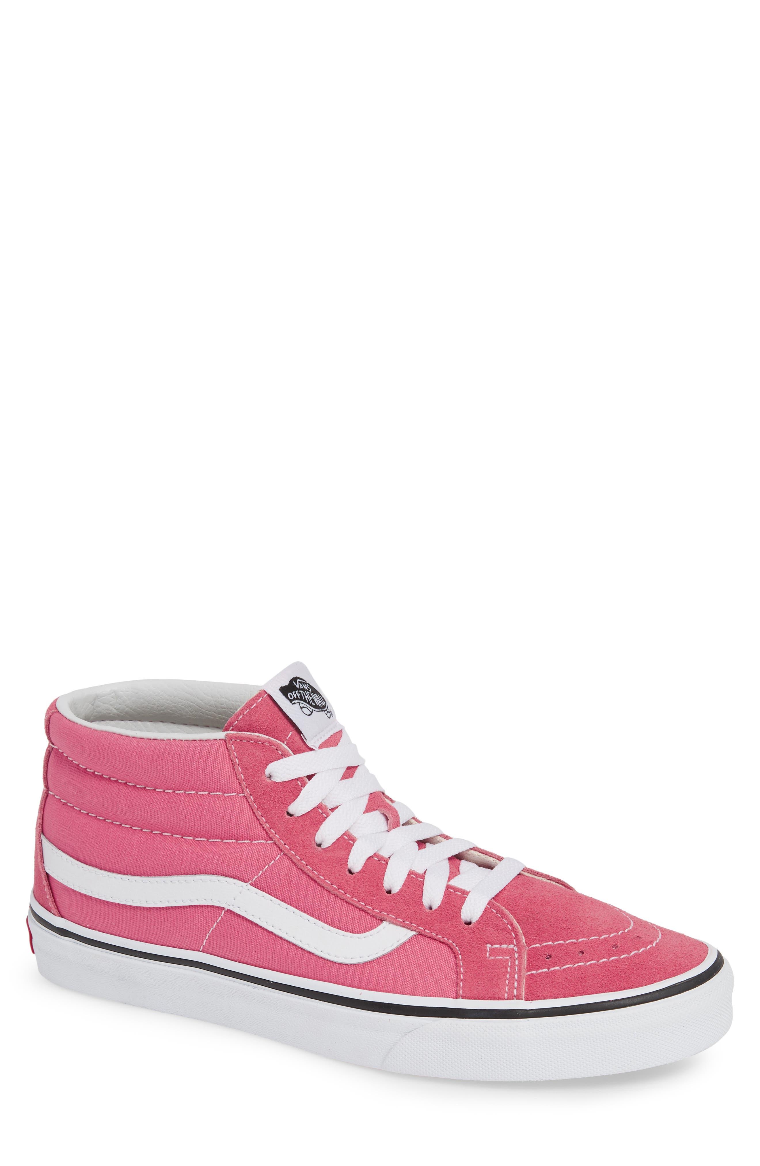 VANS Sk8-Mid Reissue Sneaker, Main, color, 660