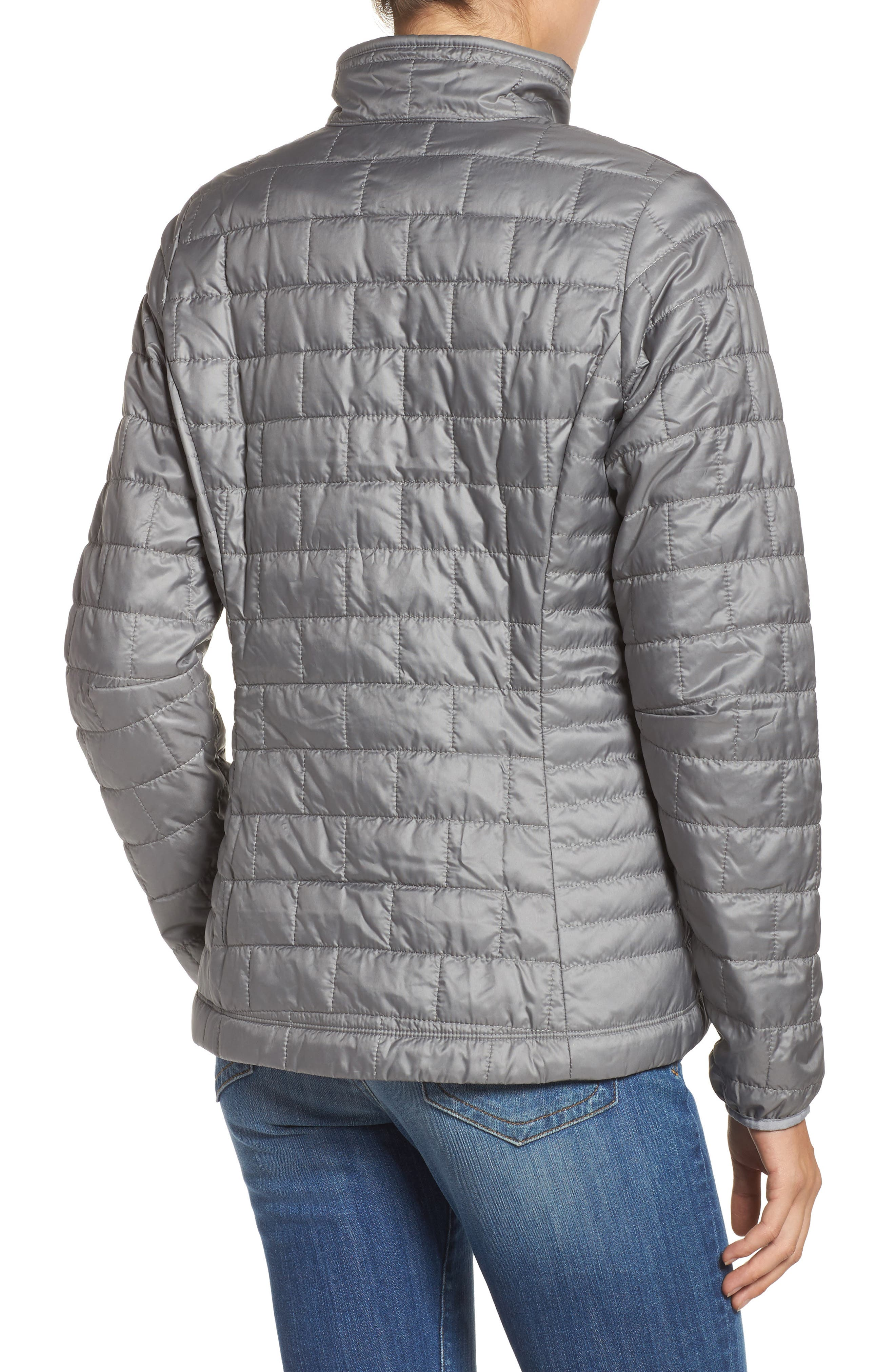 Nano Puff<sup>®</sup> Water Resistant Jacket,                             Alternate thumbnail 2, color,                             FEATHER GREY