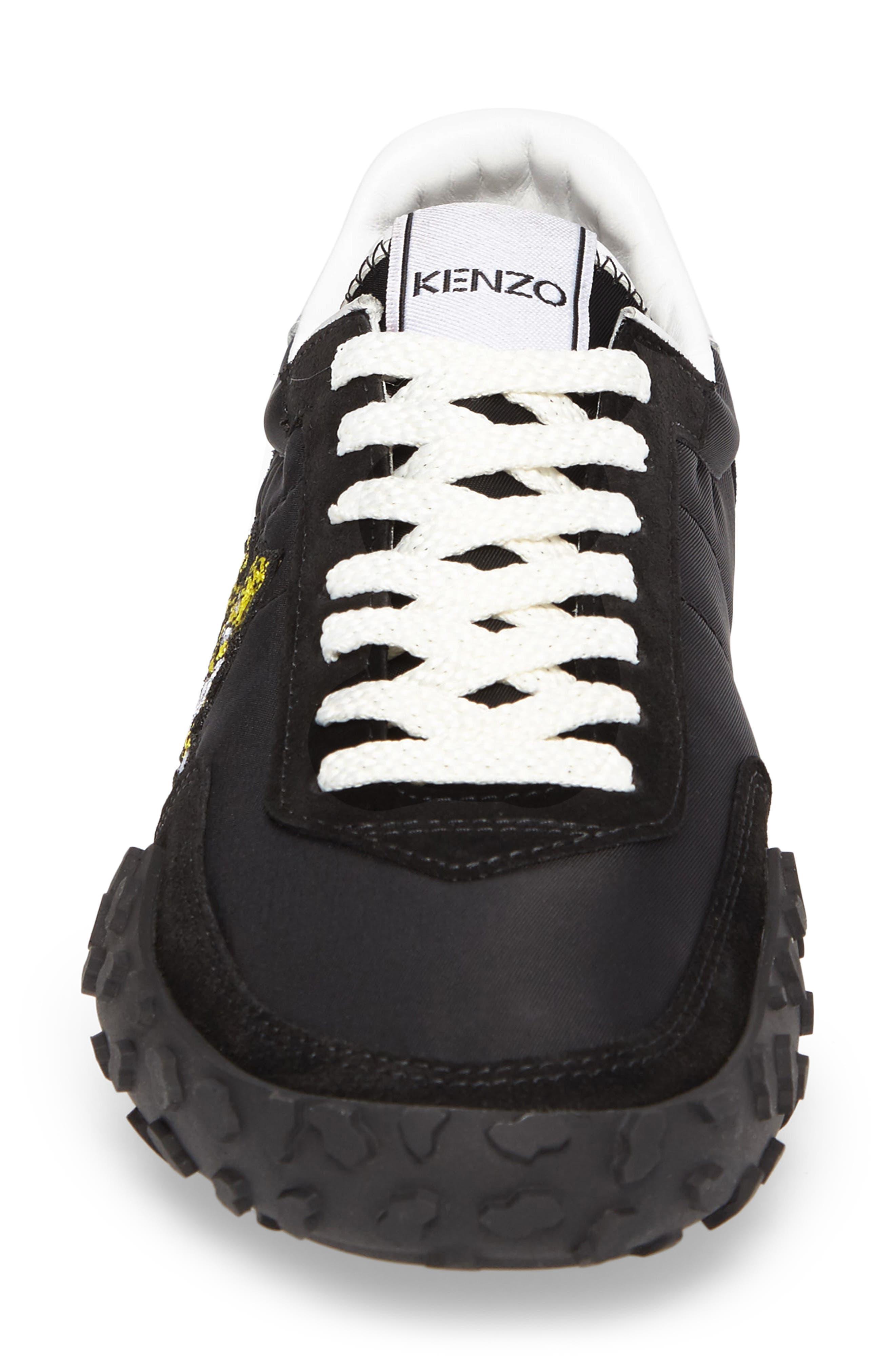 MOVE Sneaker,                             Alternate thumbnail 4, color,                             BLACK