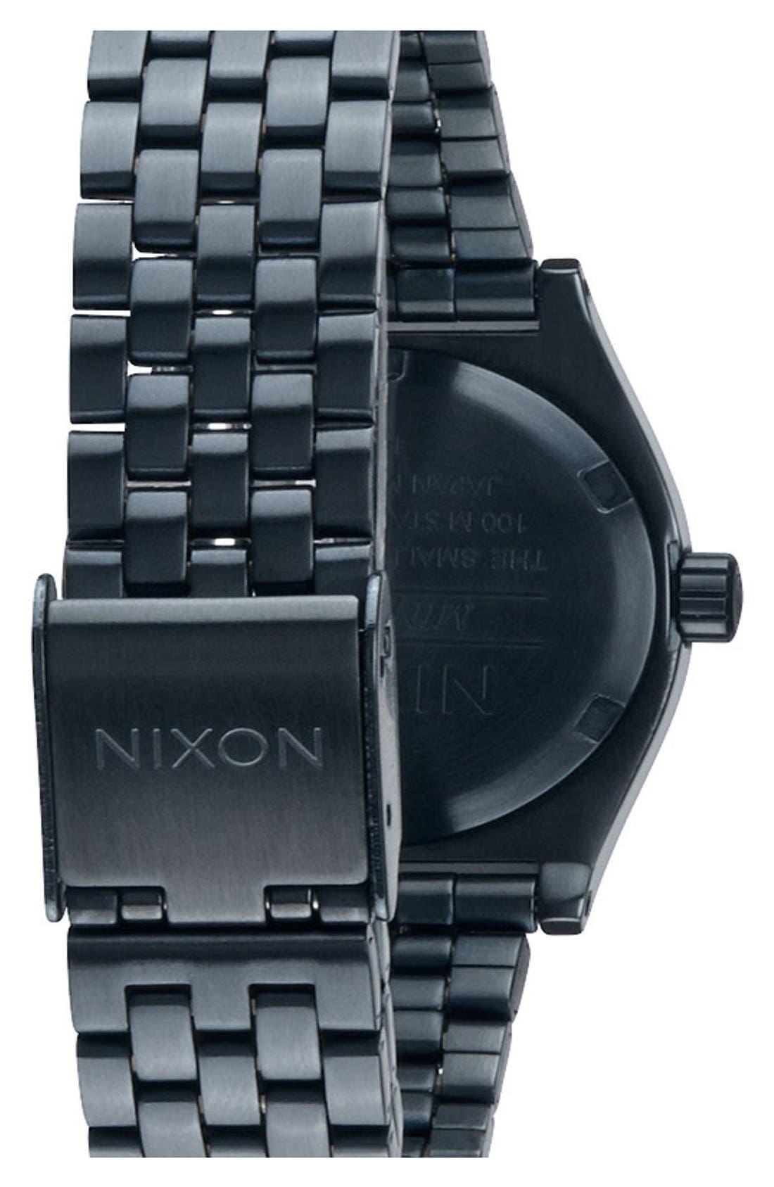 'The Small Time Teller' Bracelet Watch, 26mm,                             Alternate thumbnail 25, color,