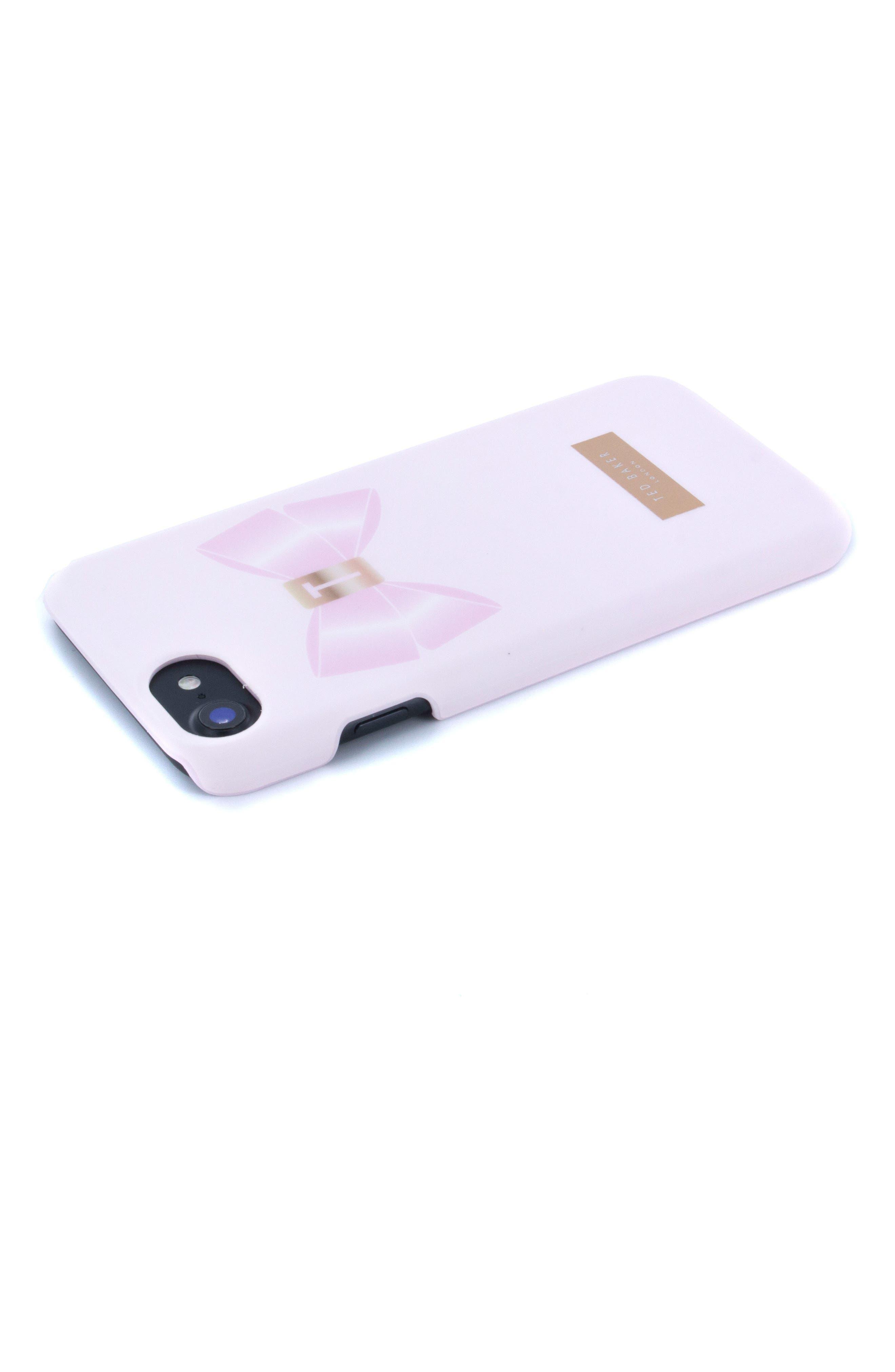 Pomio Bow iPhone 6/6s/7/8 Case,                             Alternate thumbnail 4, color,