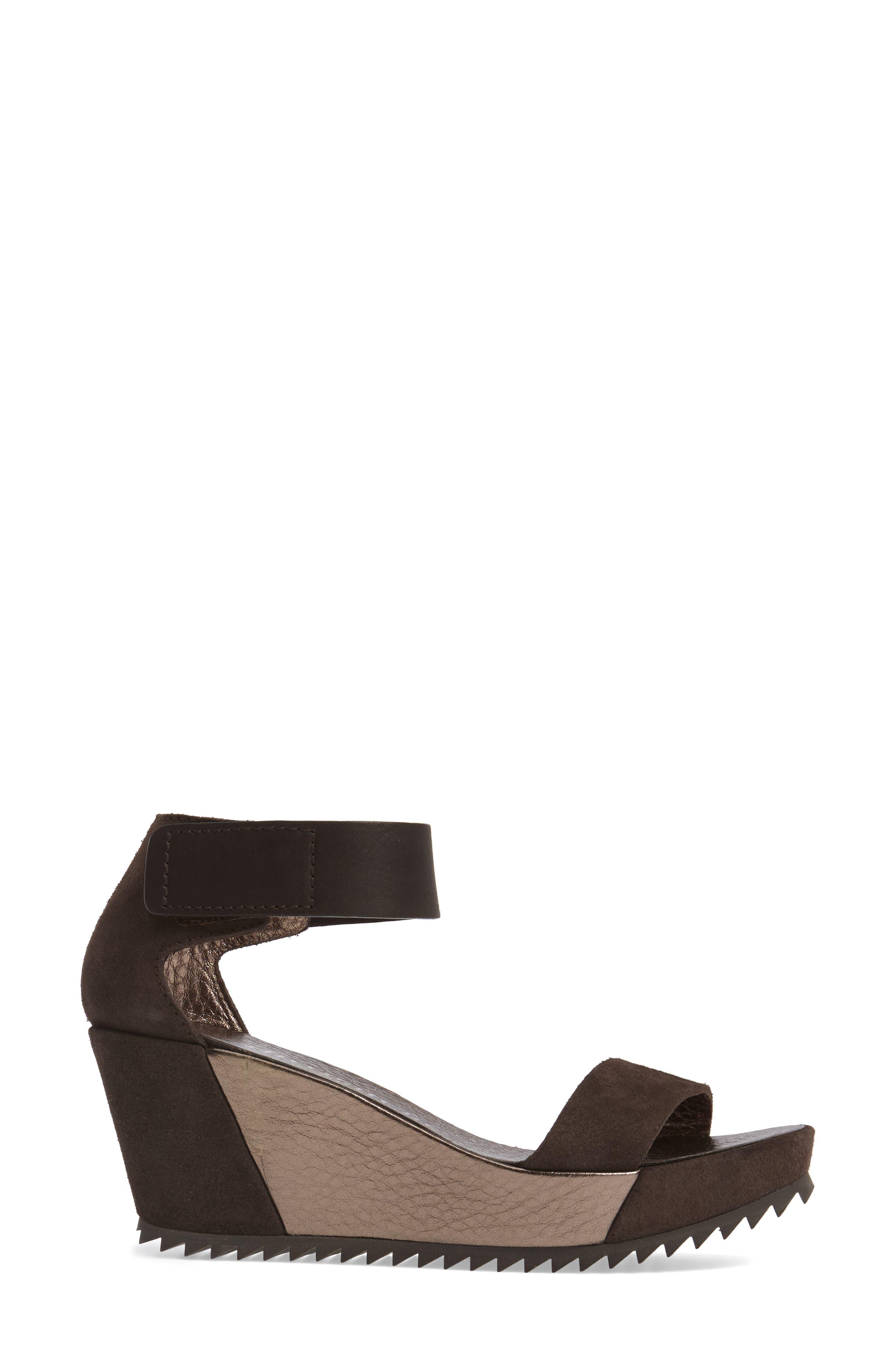 Fidelia Wedge Sandal,                             Alternate thumbnail 6, color,