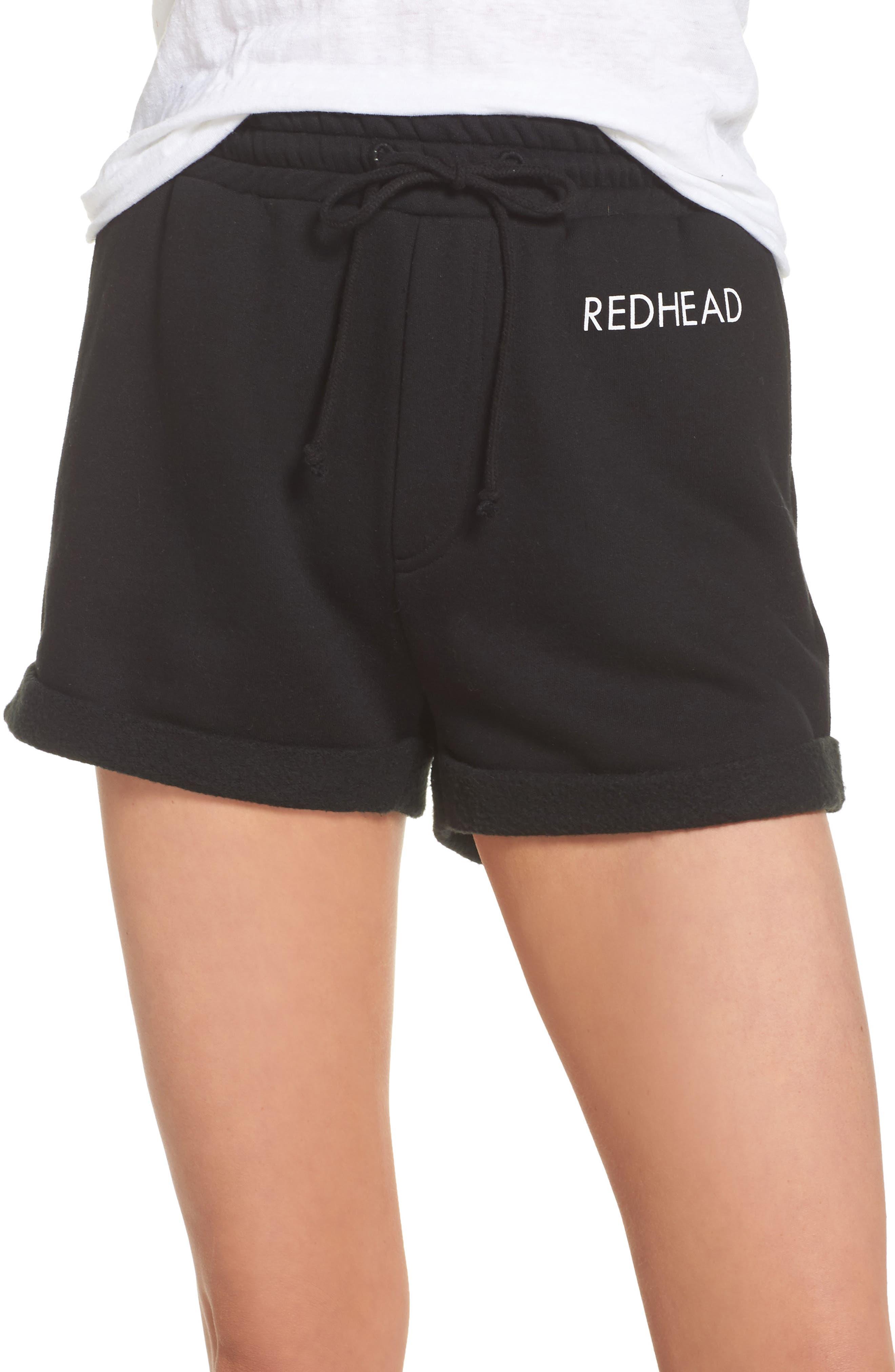 Redhead Shorts,                             Main thumbnail 1, color,                             010