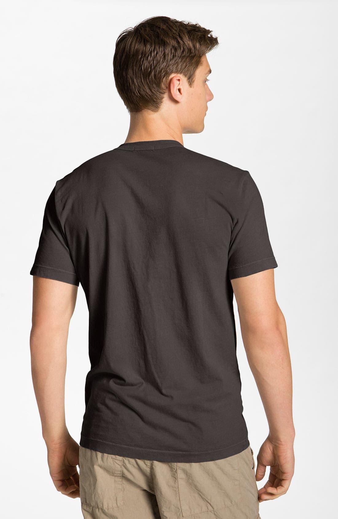 Crewneck Jersey T-Shirt,                             Alternate thumbnail 262, color,