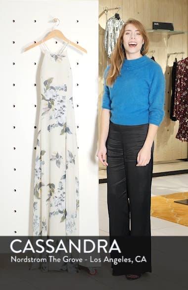 Collection Kayla Ohana Print Gown, sales video thumbnail