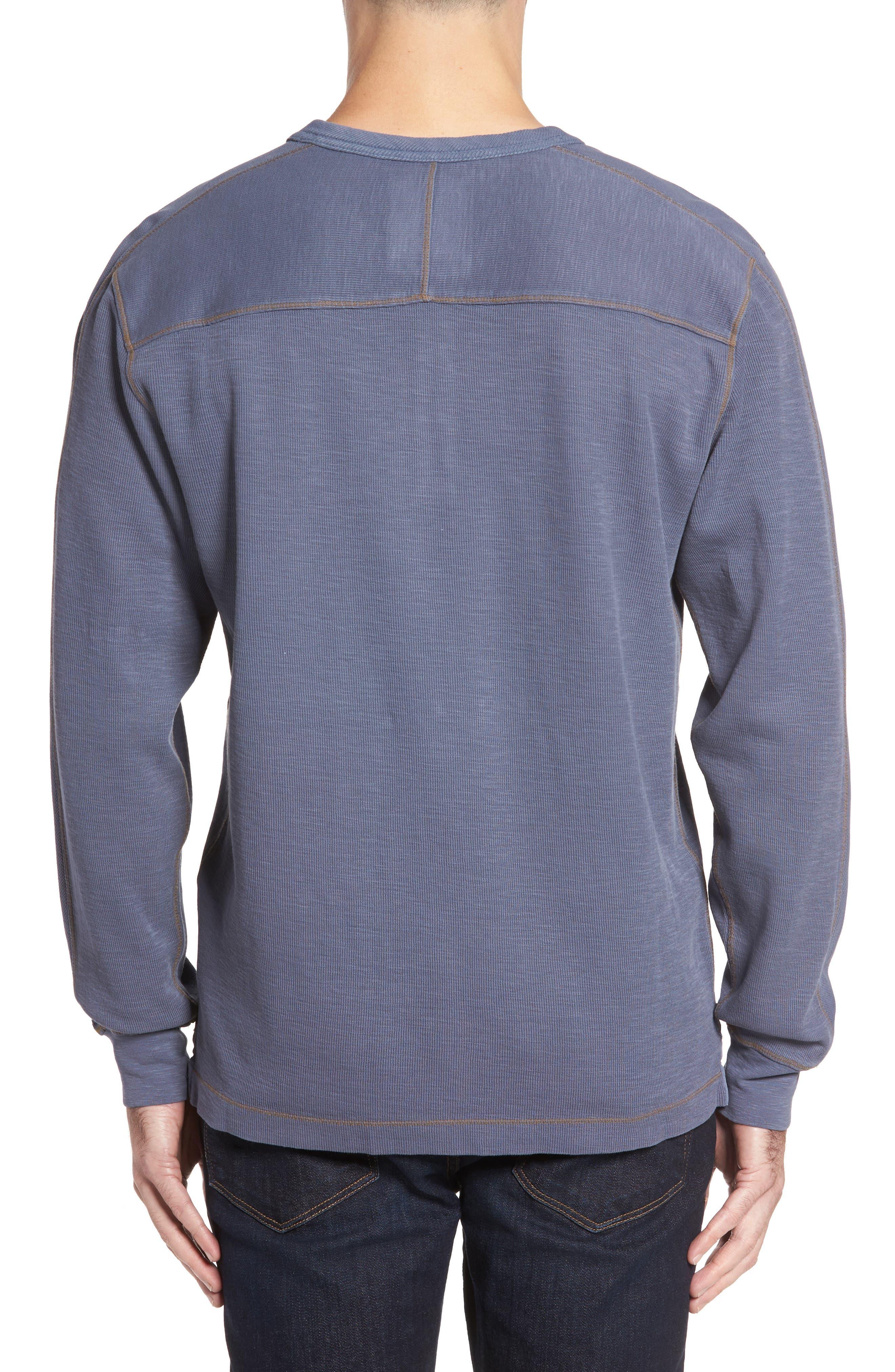 Hans Long Sleeve Henley T-Shirt,                             Alternate thumbnail 2, color,                             014