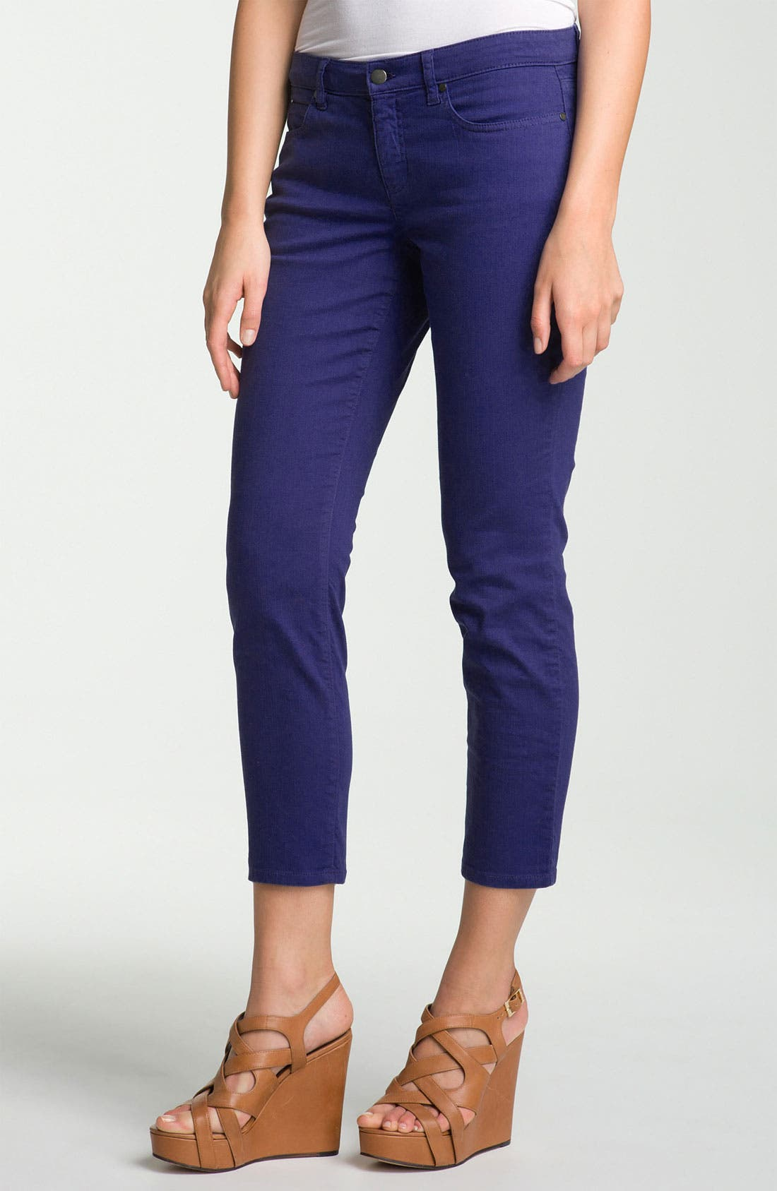 Skinny Ankle Jeans,                             Main thumbnail 8, color,