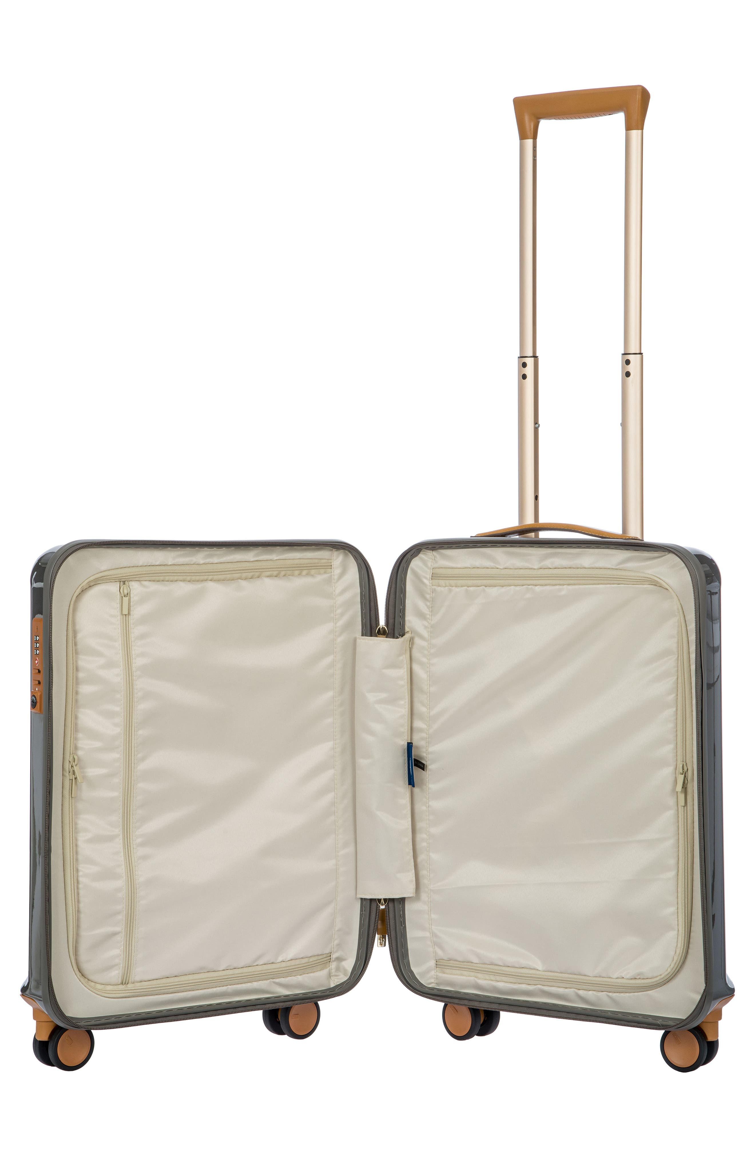 Capri 21-Inch Wheeled Carry-On,                             Alternate thumbnail 2, color,                             GREY